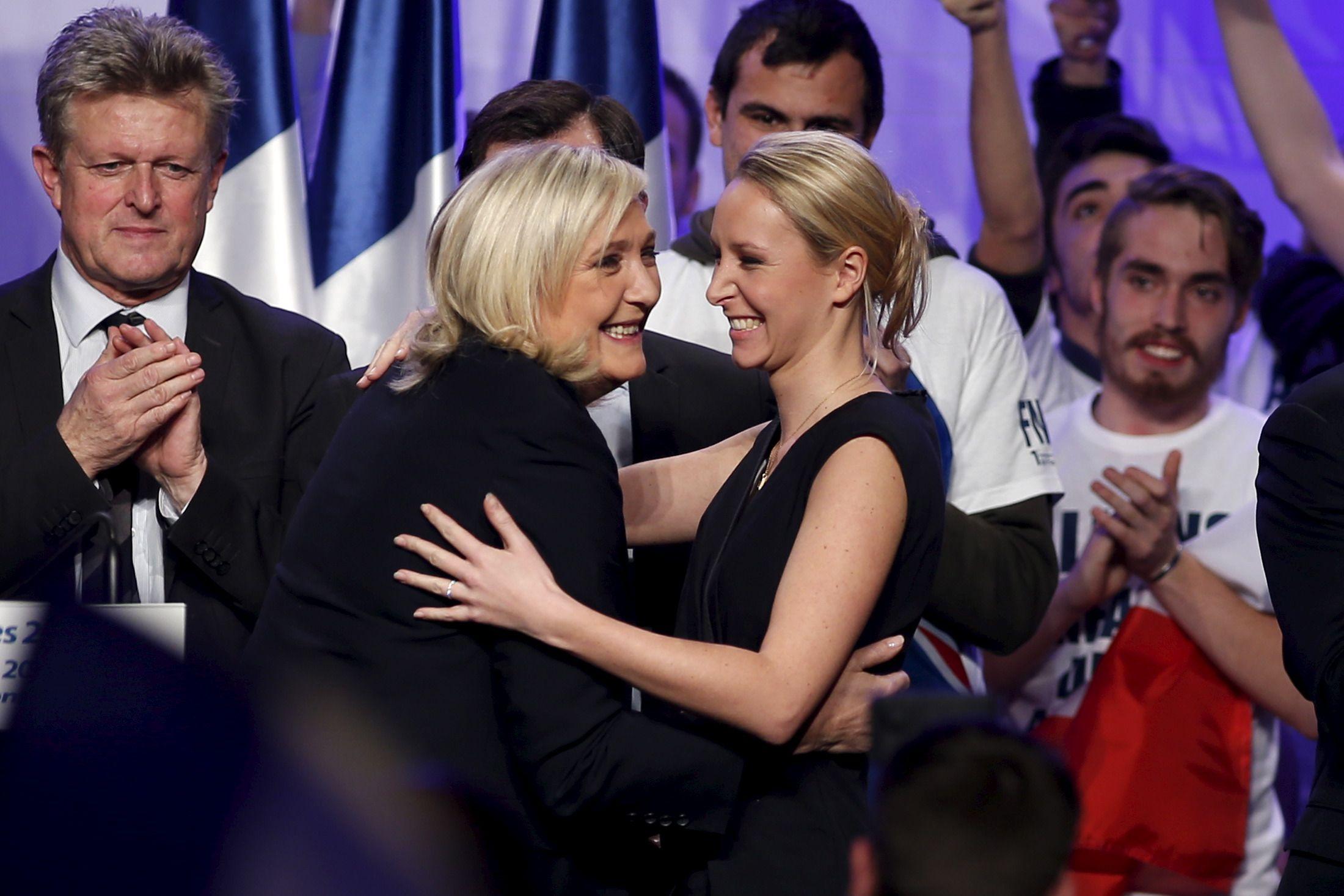 Le Pen : Marion agace Marine