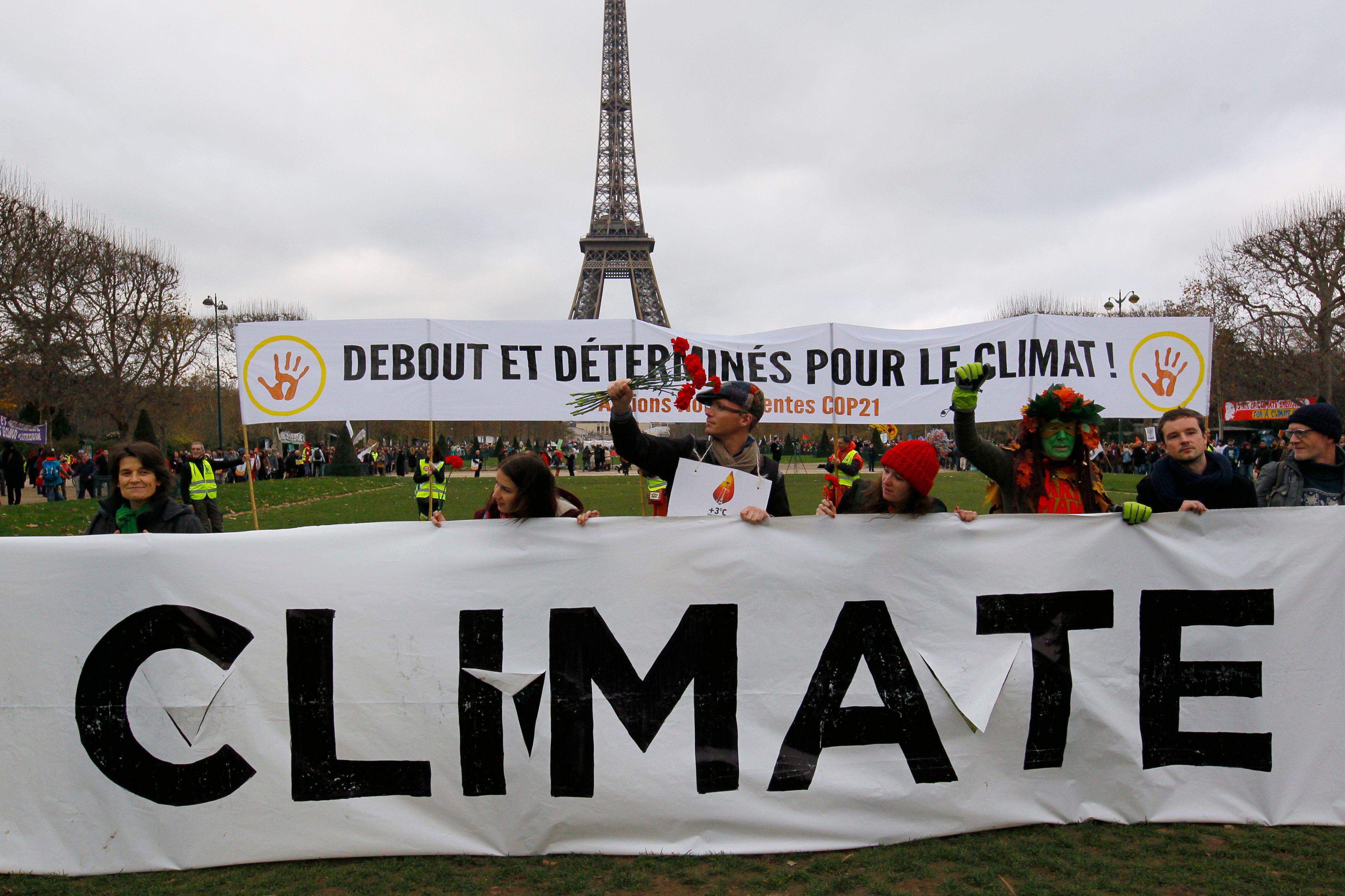 COP21 : l'accord de Paris sur le climat entre officiellement en vigueur ce vendredi