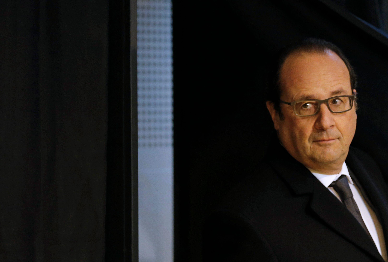 François Hollande annonce l'accélération des bombardements sur l'Etat islamique en Syrie et en Irak