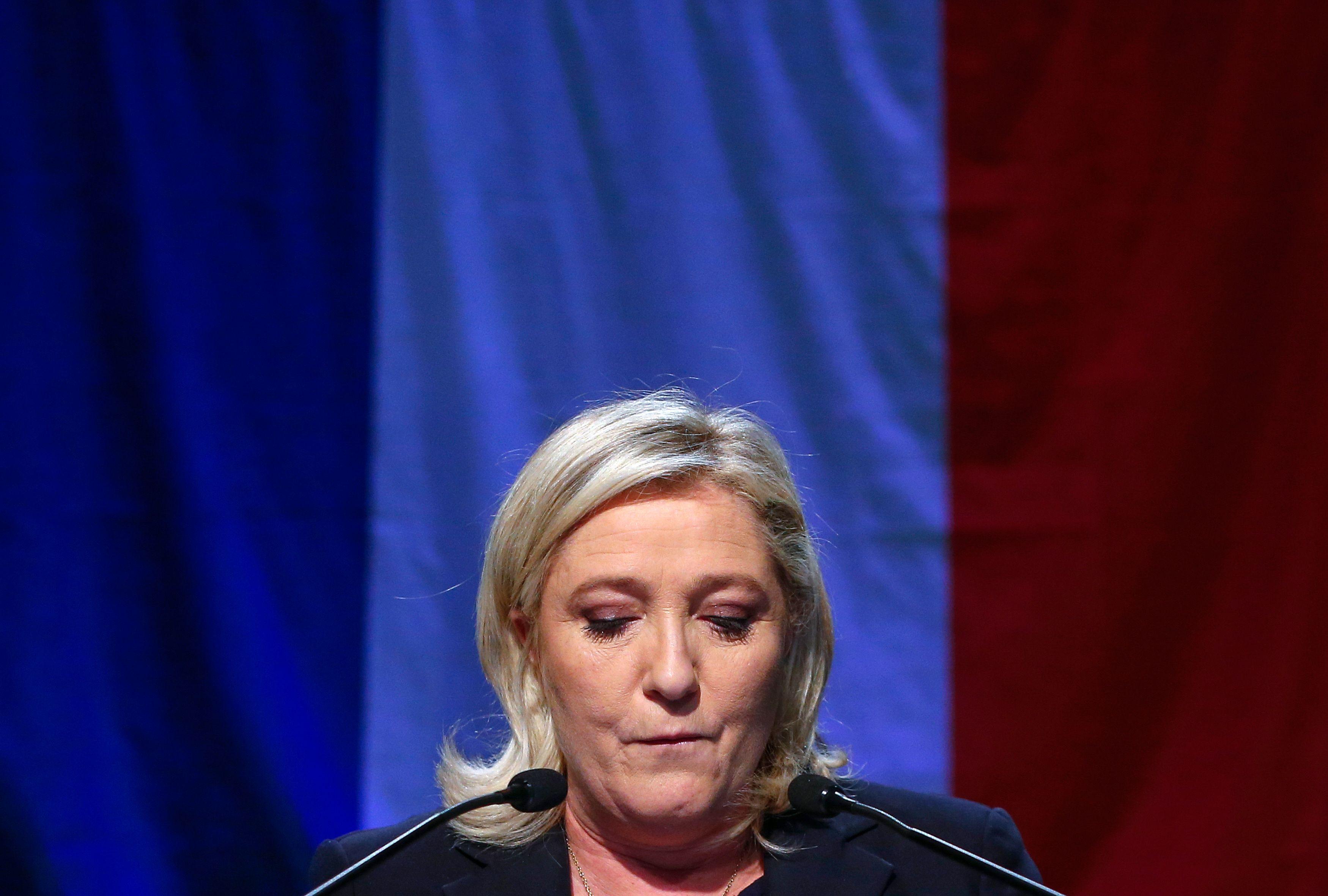 Marine Le Pen signe sa rentrée au 20h de TF1