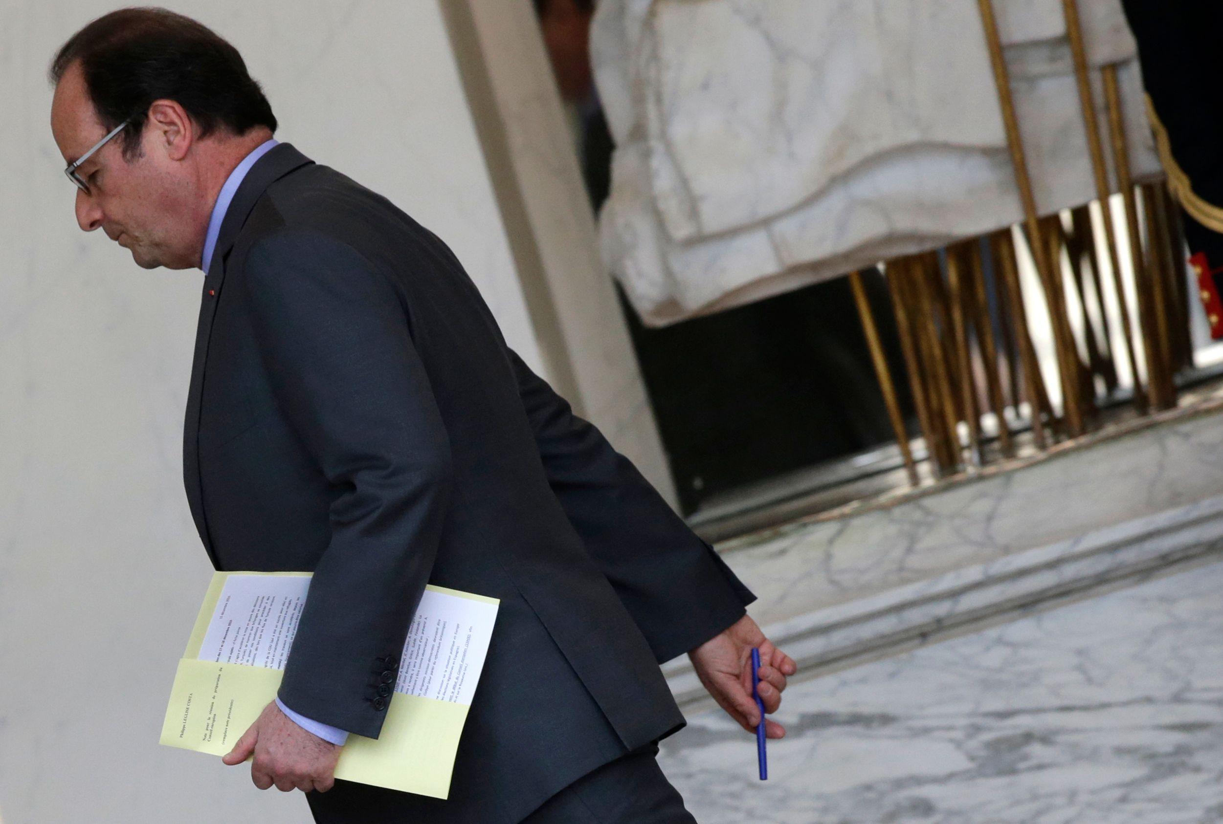 François Hollande pourrait prolonger l'état d'urgence après le 26 février