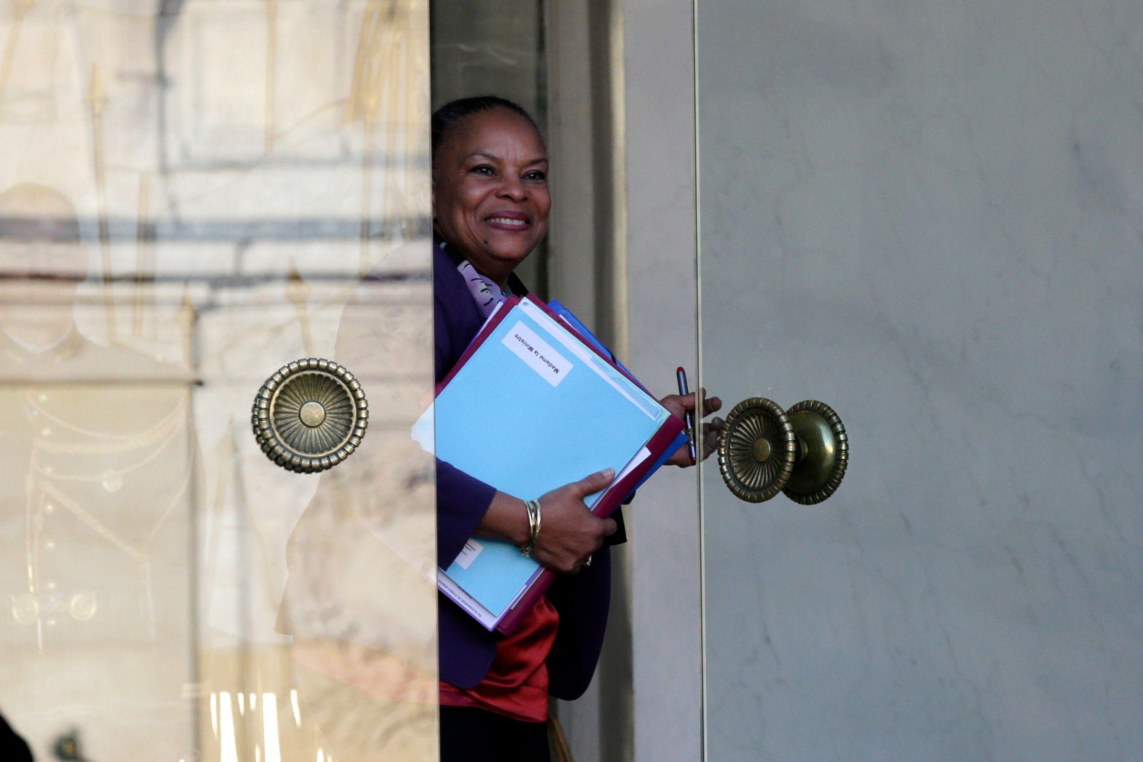 Présidentielle 2017 : Christiane Taubira sous-entend qu'elle pourrait être candidate