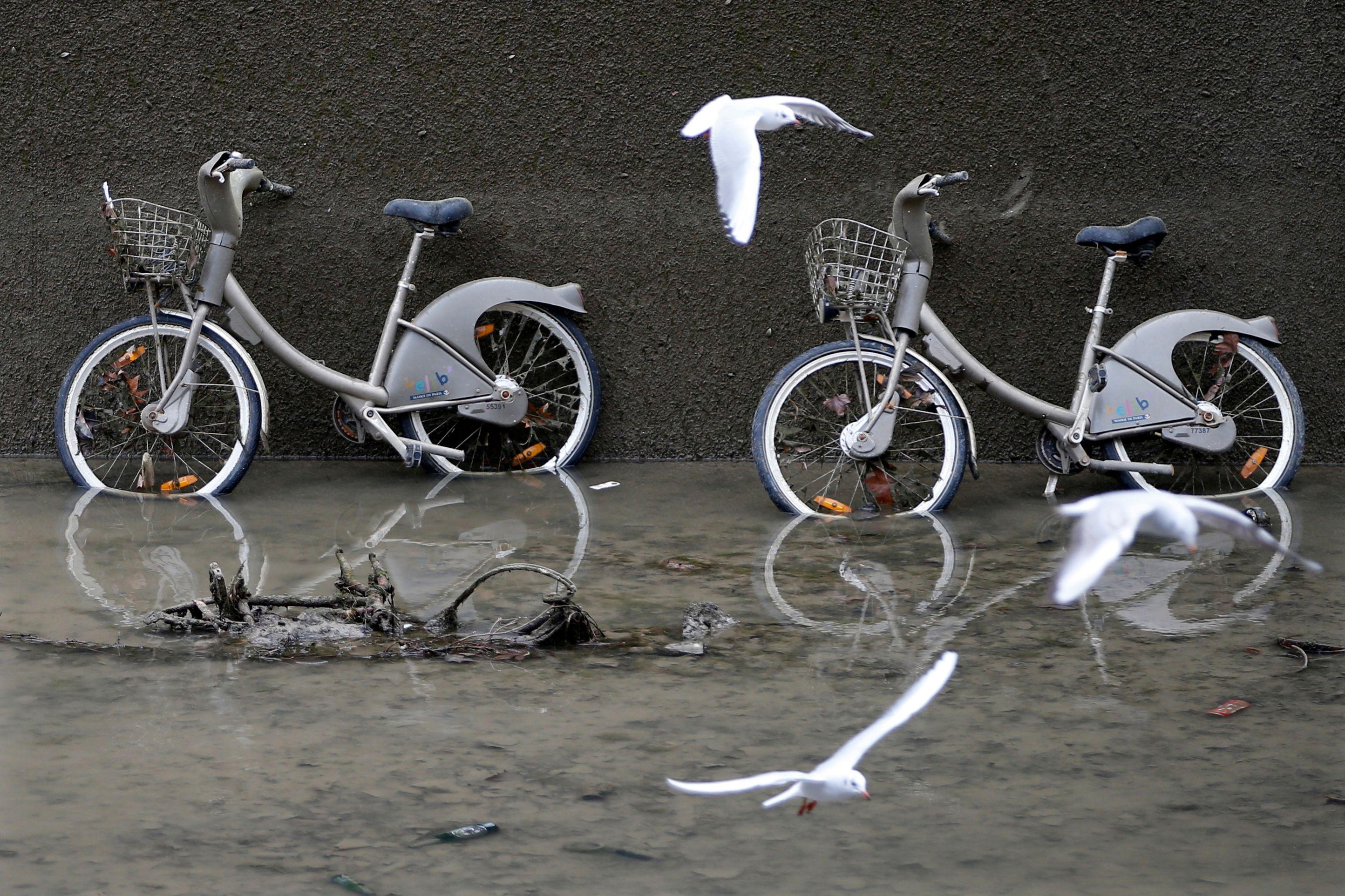 """L'Europe est face au """"dilemme de la bicyclette""""."""