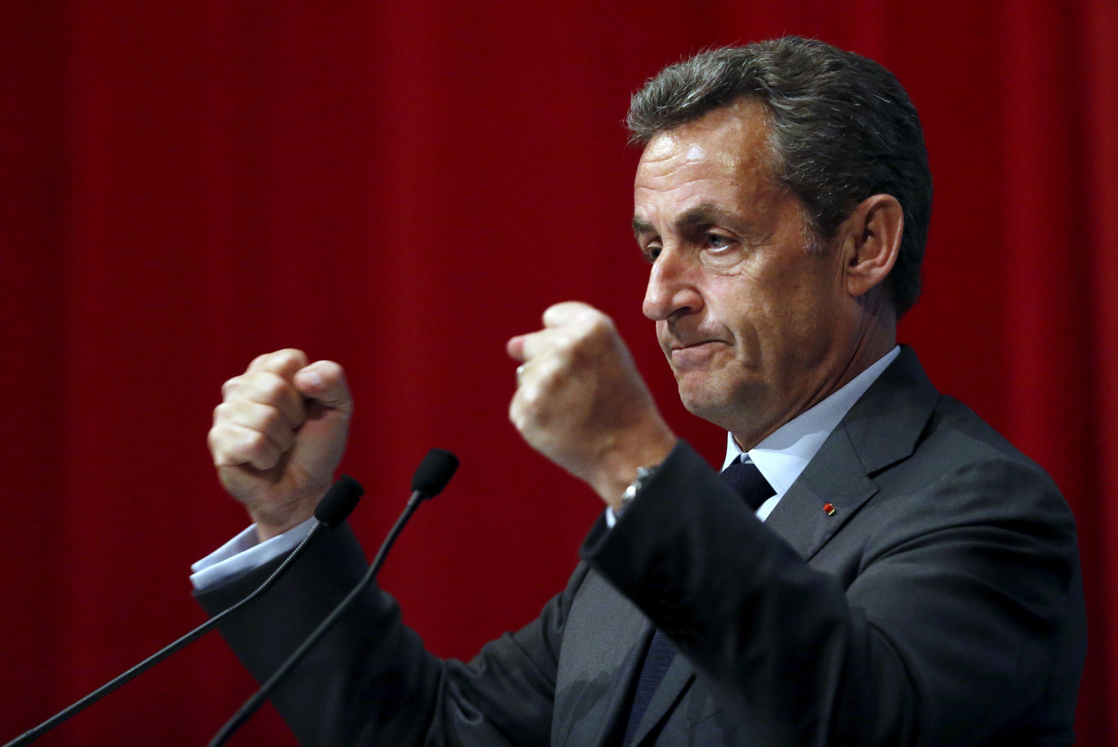 C'est le neuvième livre de Nicolas Sarkozy