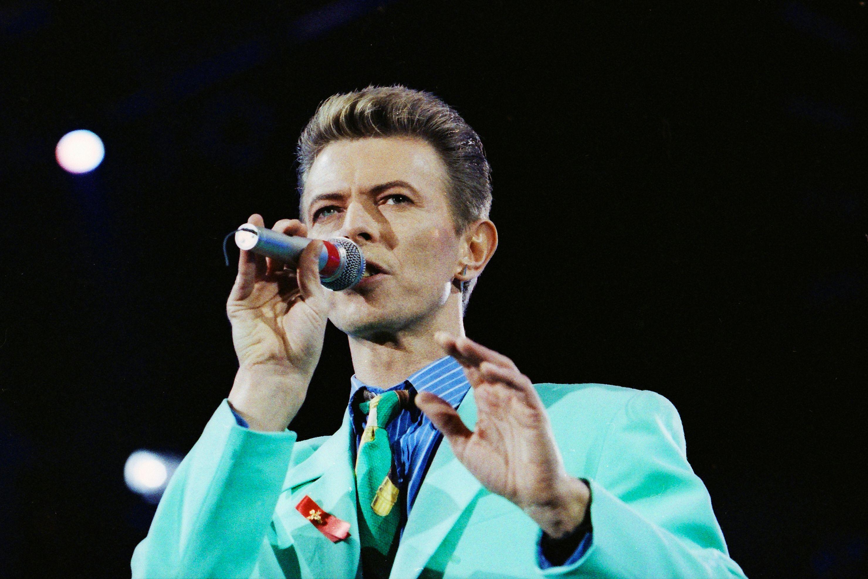 David Bowie : des inédits à venir d'ici 2017