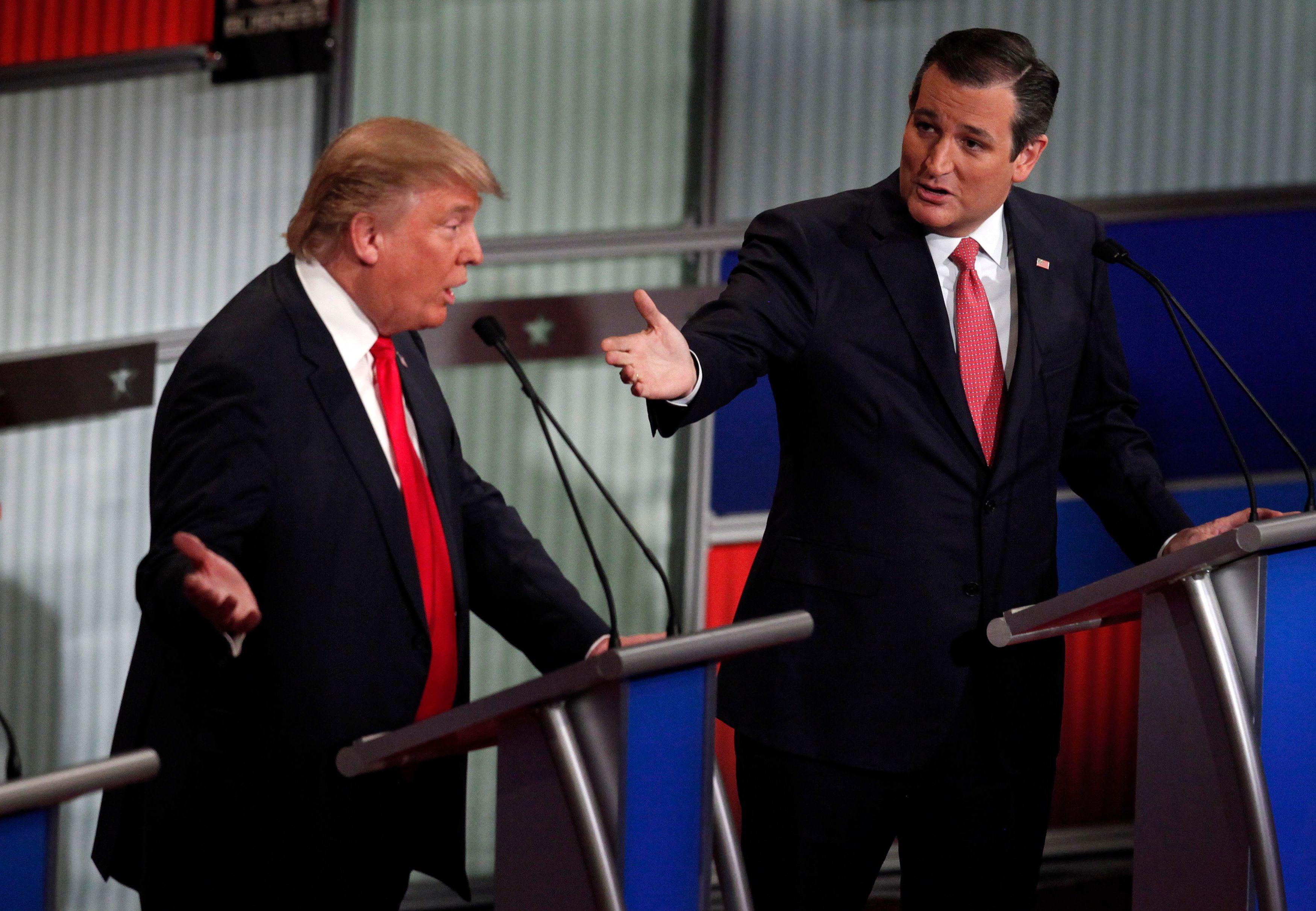 Primaires américaines : Ted Cruz et Bernie Sanders réduisent l'écart dans le Wisconsin