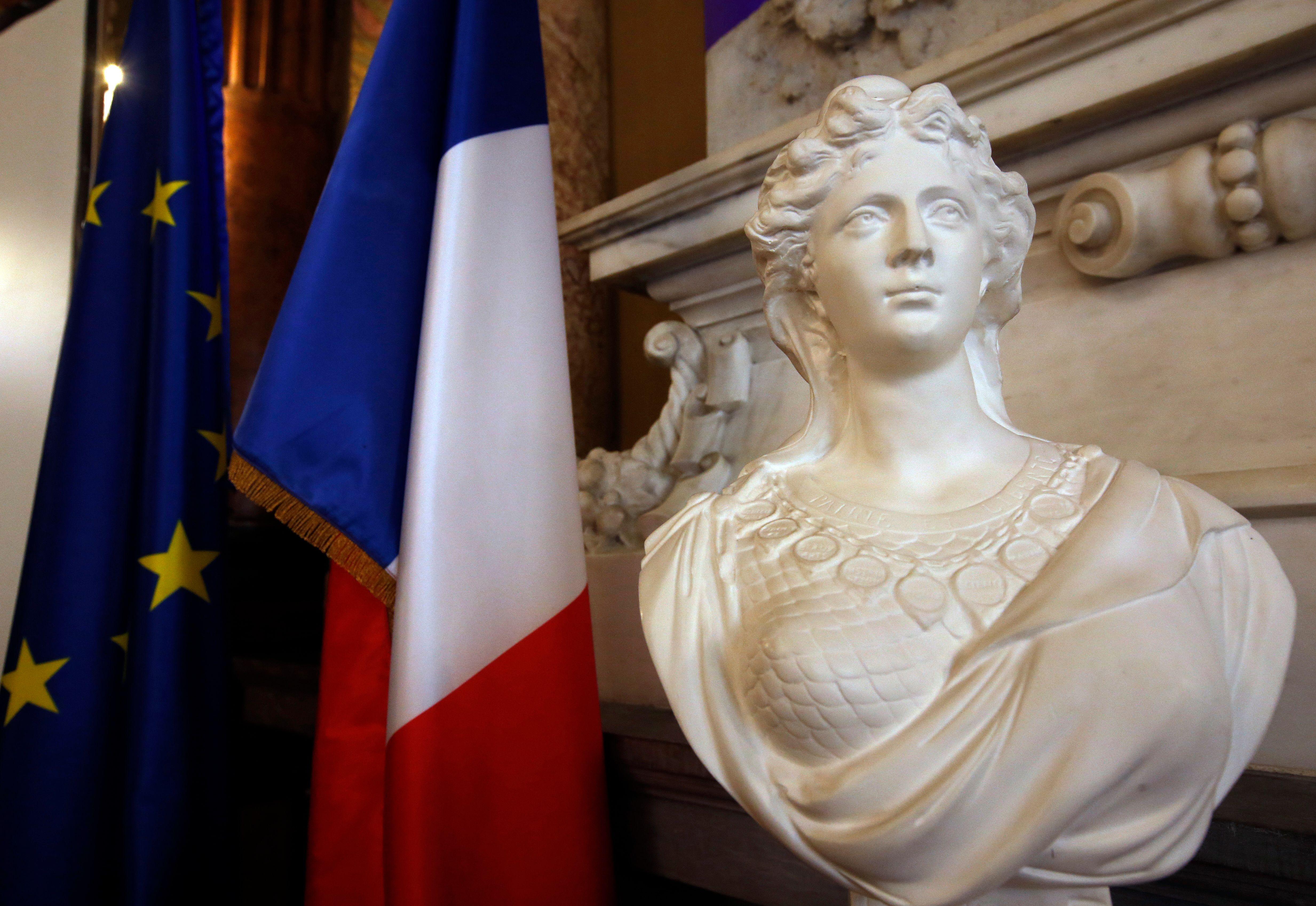 La France de Marianne contre la France sans Marianne : David contre Goliath…