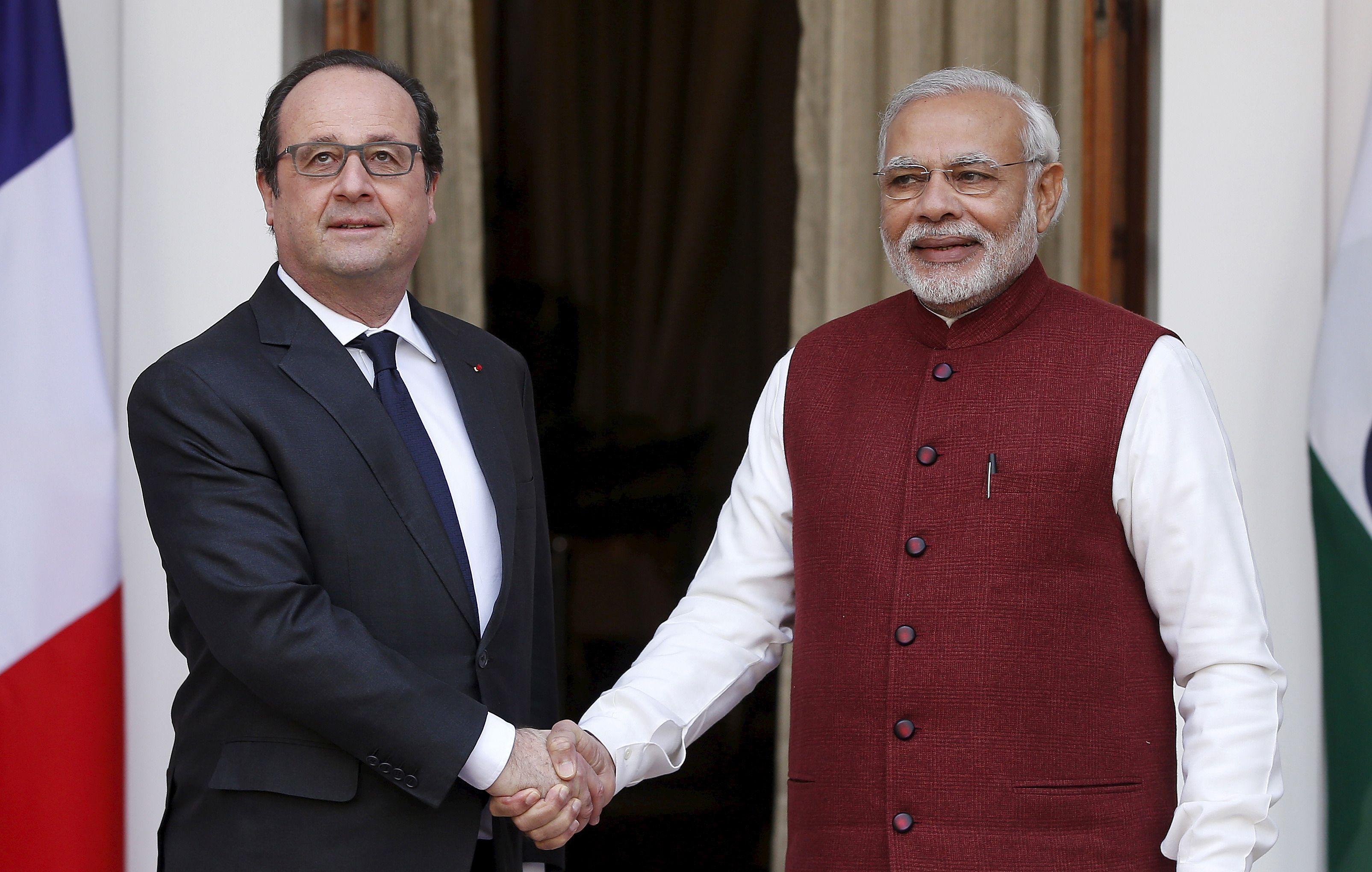 Rafale: protocole d'accord conclu entre la France et l'Inde