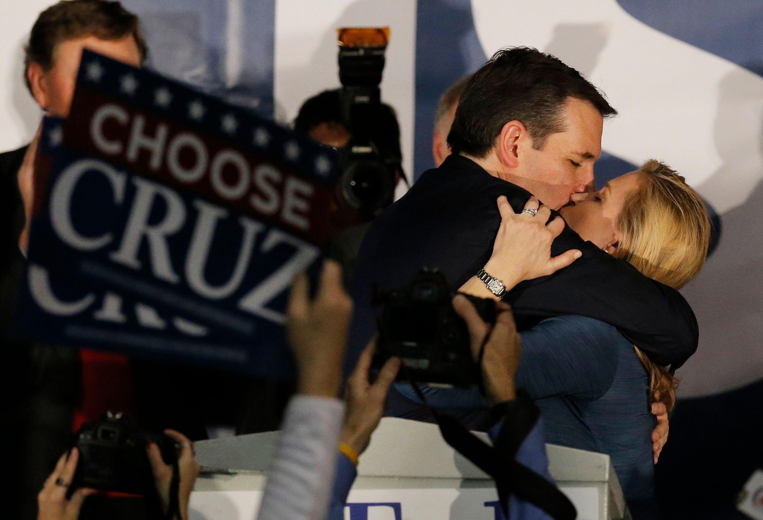 Ted Cruz, l'adversaire de Donald Trump aux primaires du parti Républicain.