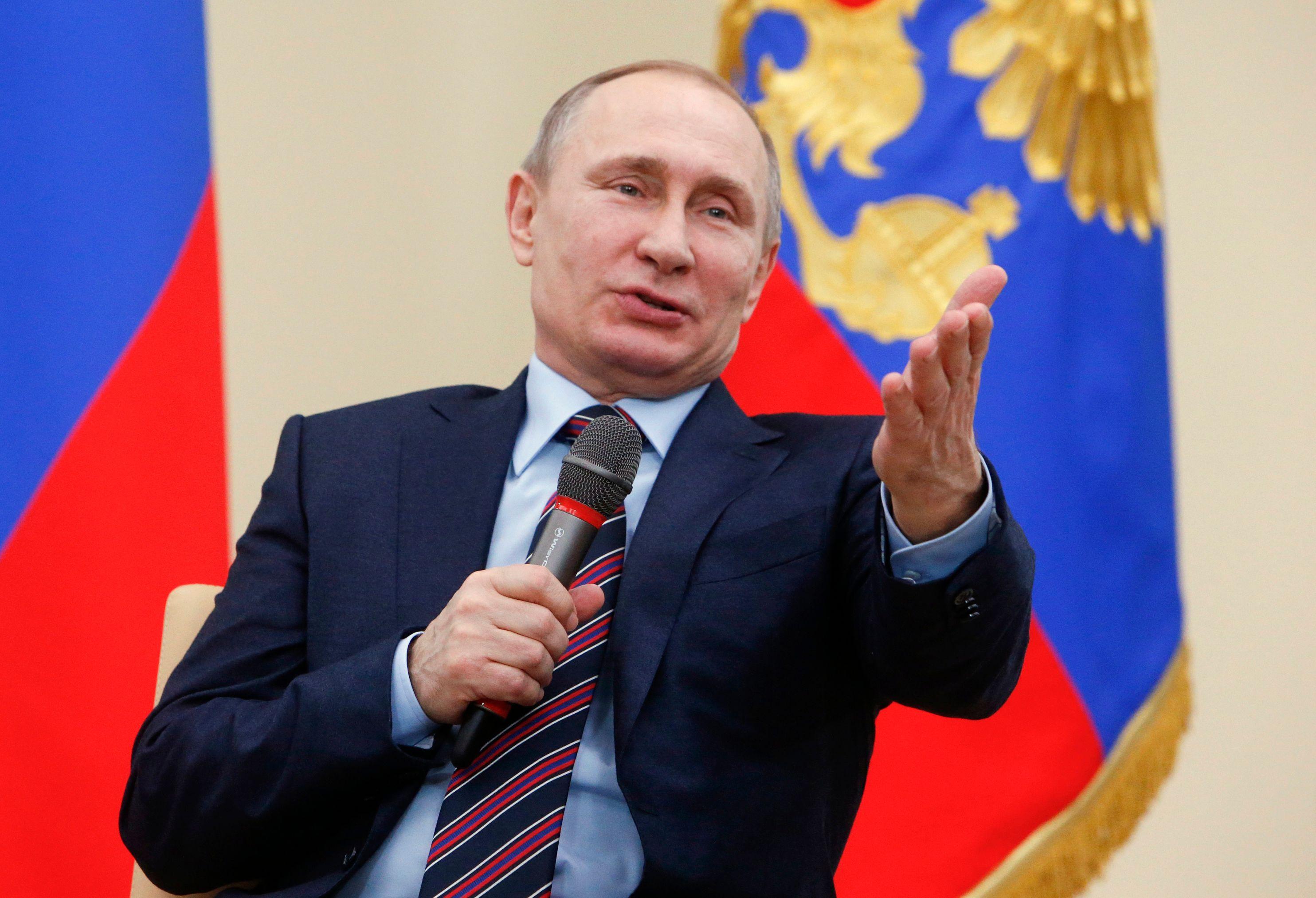 Sauvetage de Palmyre et des minorités religieuses en Syrie malgré l'incohérente diplomatie française : merci qui? Merci Poutine !
