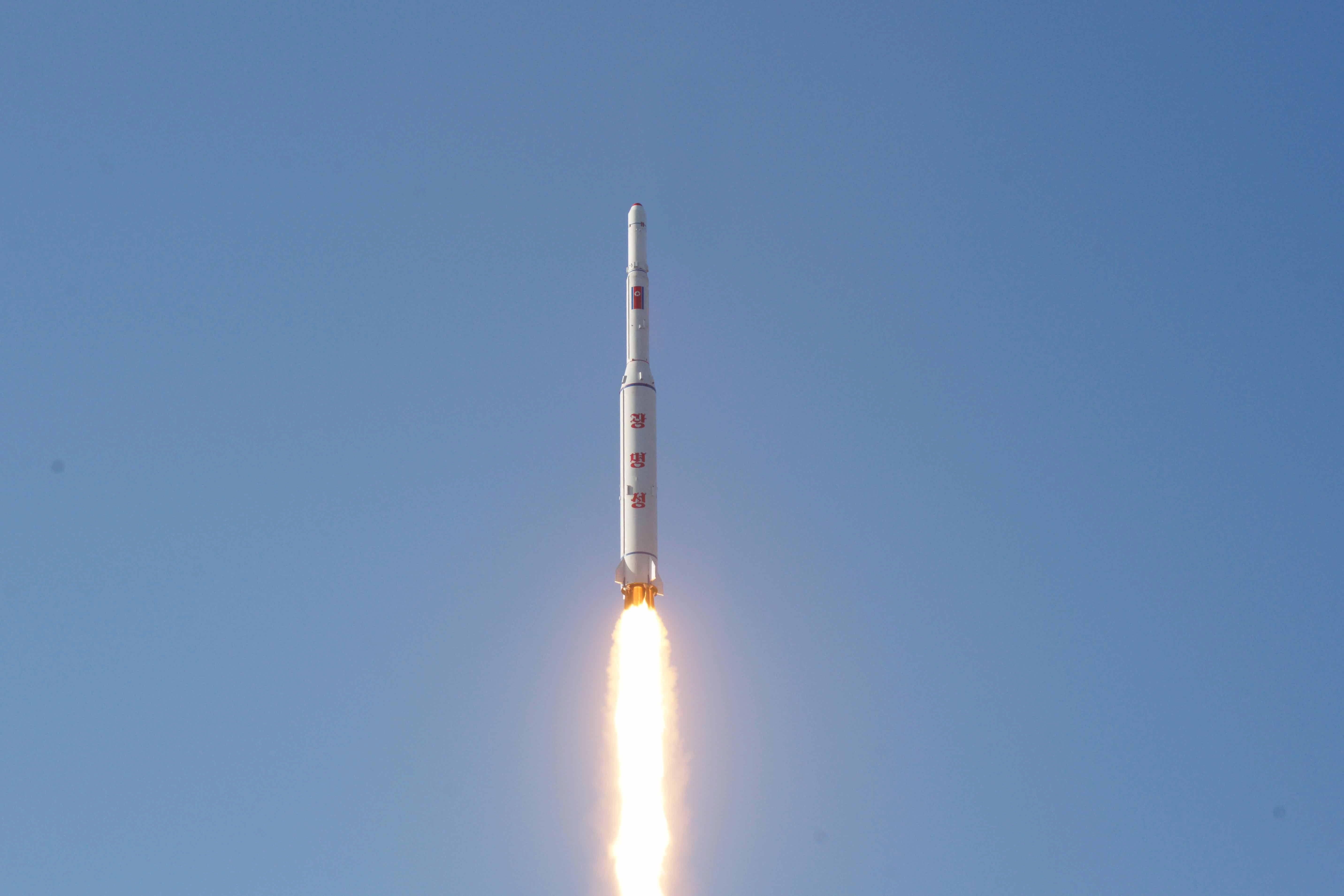 Corée du Nord : Pyongyang lance une fusée, l'ONU se réunit en urgence