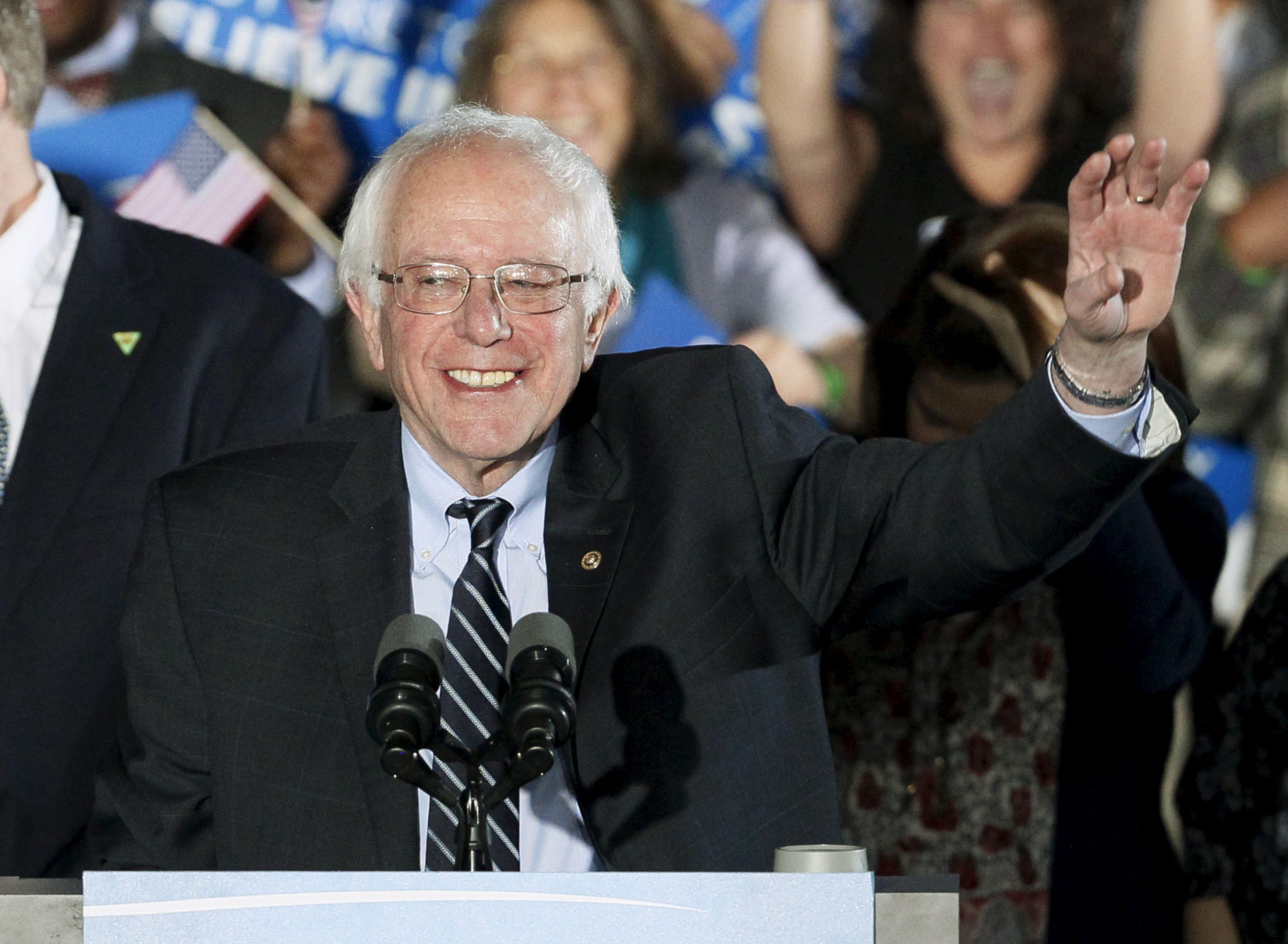 Pourquoi Bernie Sanders a raison de dire que les pauvres ne votent pas mais se trompe lourdement sur le fait que ça le désavantage lui