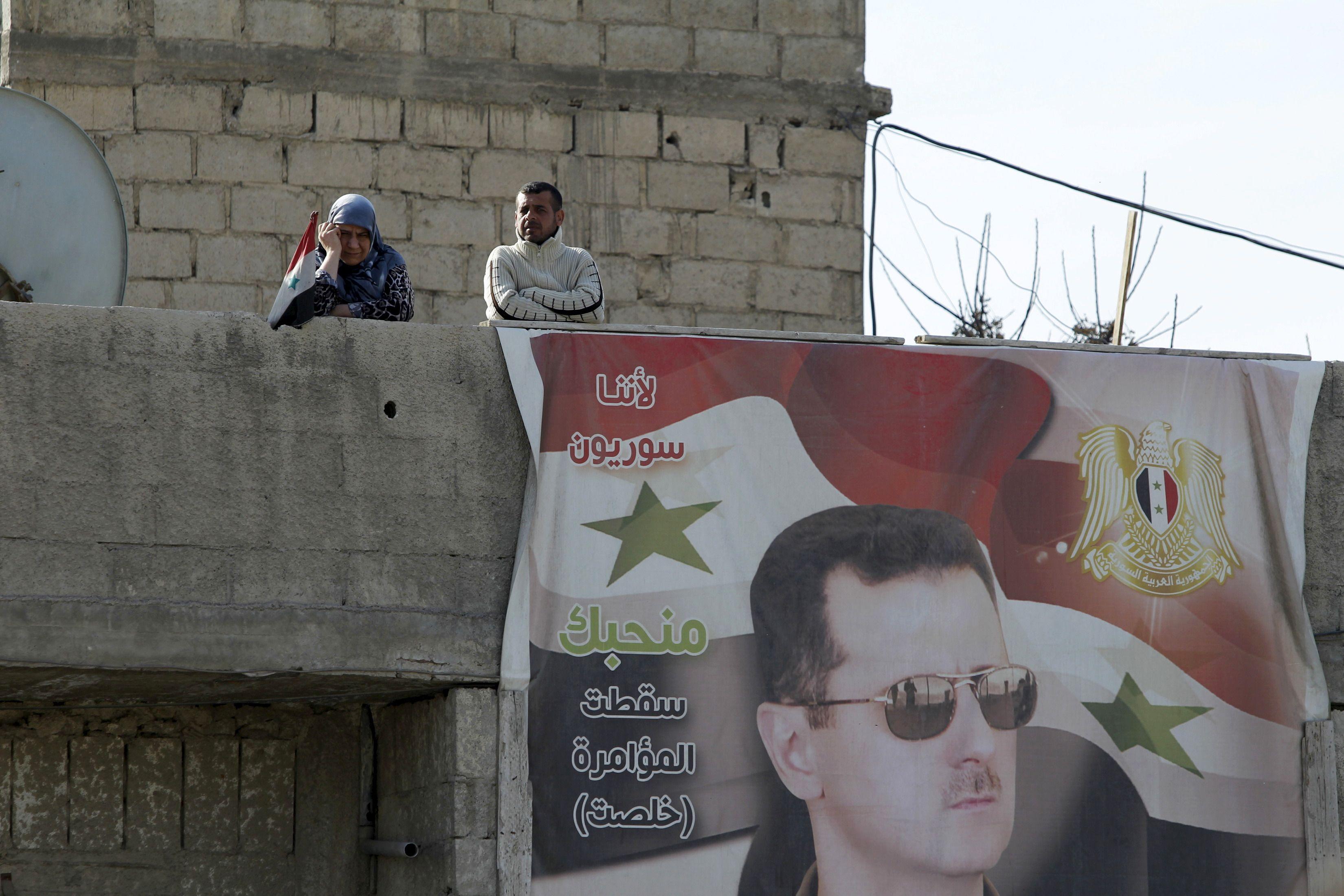 Comment Bachar-el Assad s'est remis en position de pouvoir réaffirmer ses ambitions sur le territoire syrien