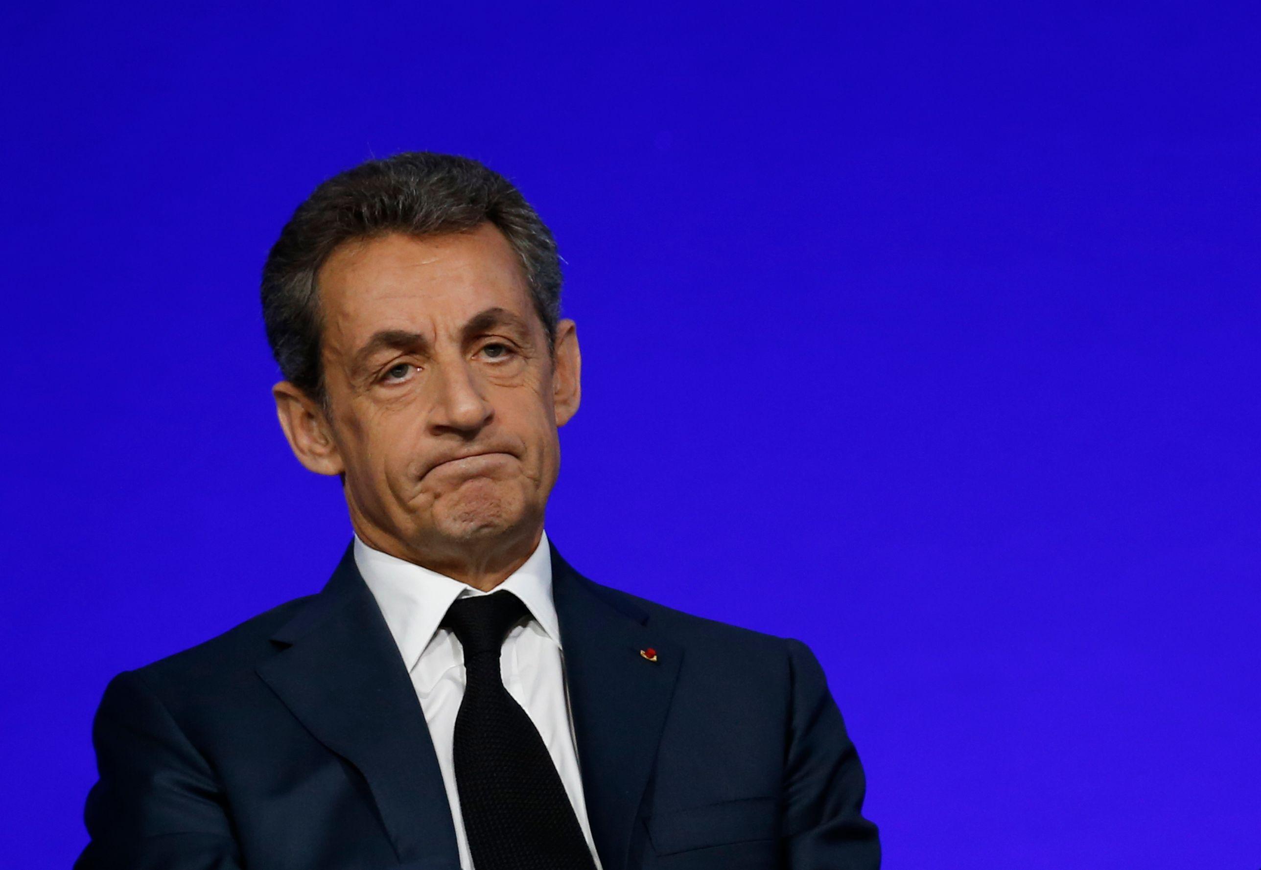 Dégradation de l'image de Nicolas Sarkozy : 61% des Français considèrent qu'il les inquiète et 58% qu'il les met en colère