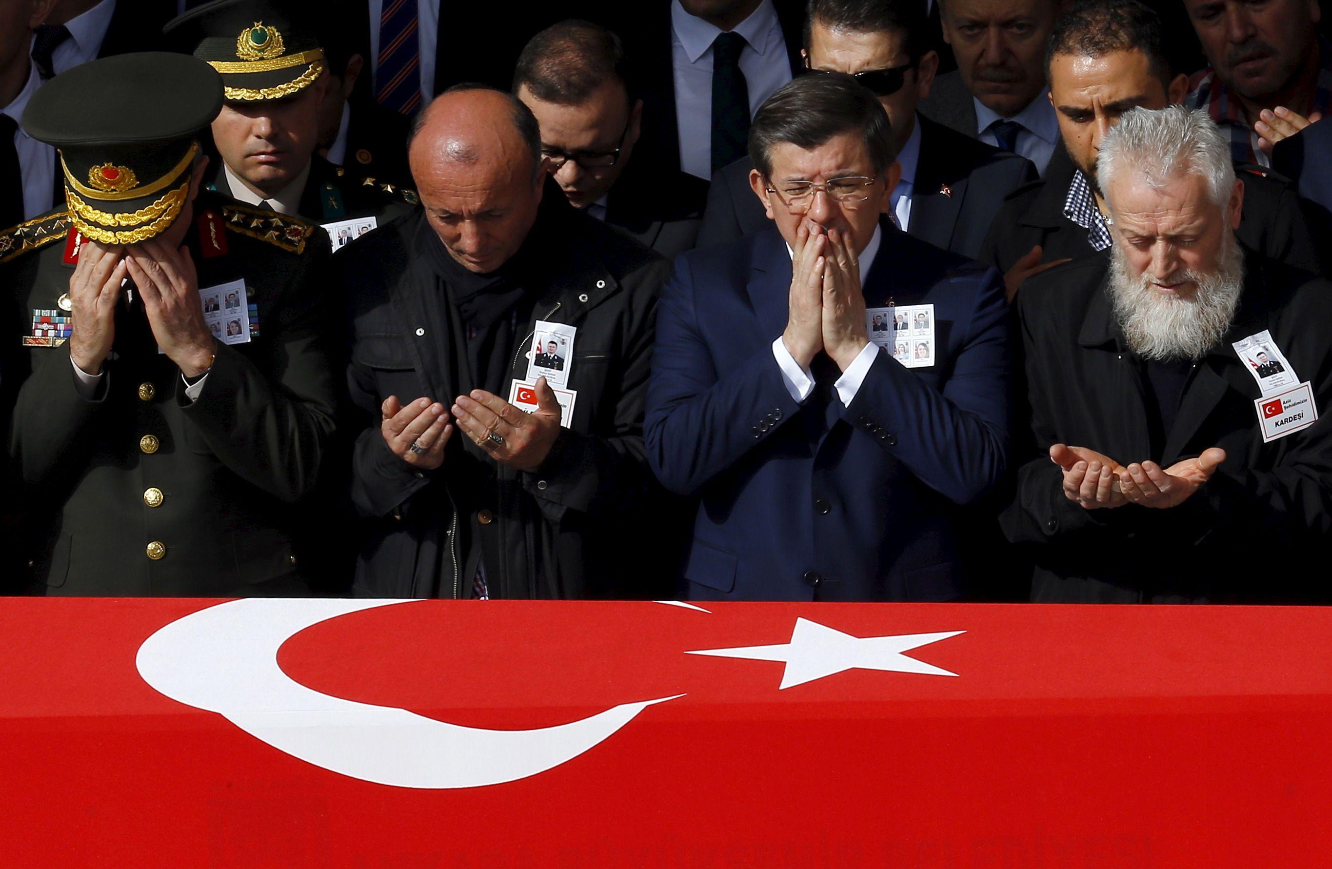 Attentat d'Ankara : Un groupe kurde revendique l'attaque