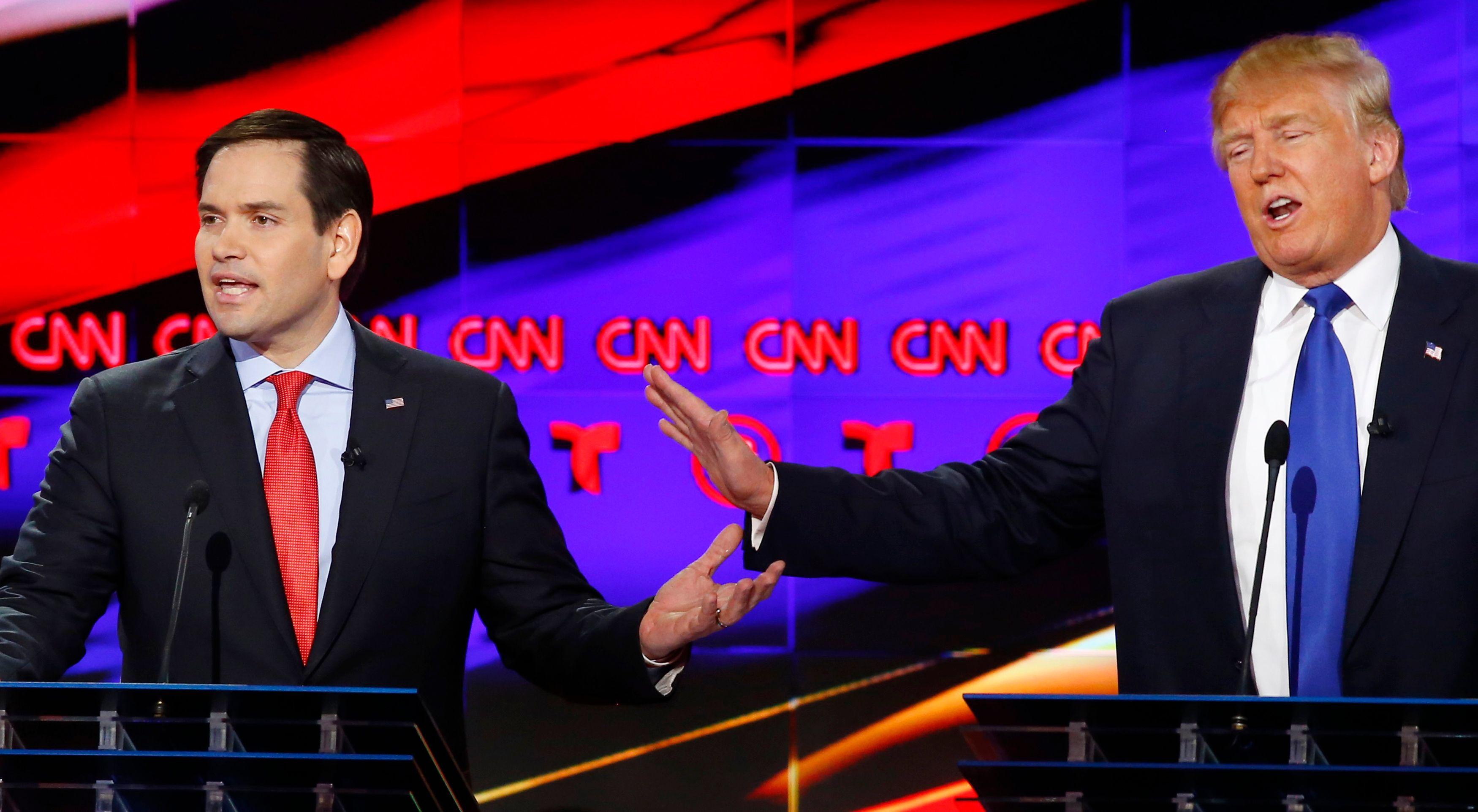 Primaire Républicaine : pourquoi l'establishment Républicain pourrait gagner à voir Donald Trump l'emporter