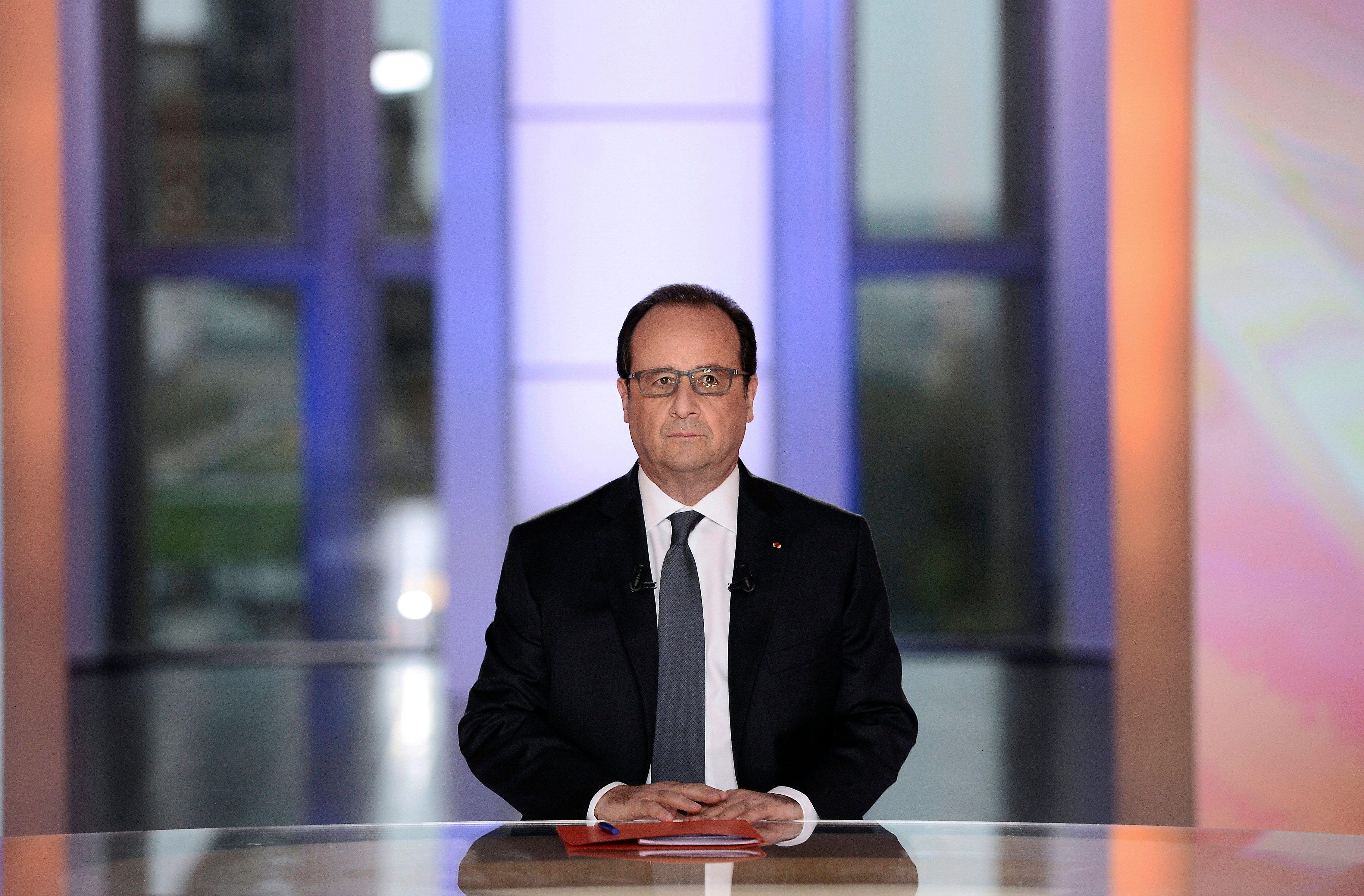 Chômage, Europe, 2017… ce qu'il faut retenir de l'interview de François Hollande