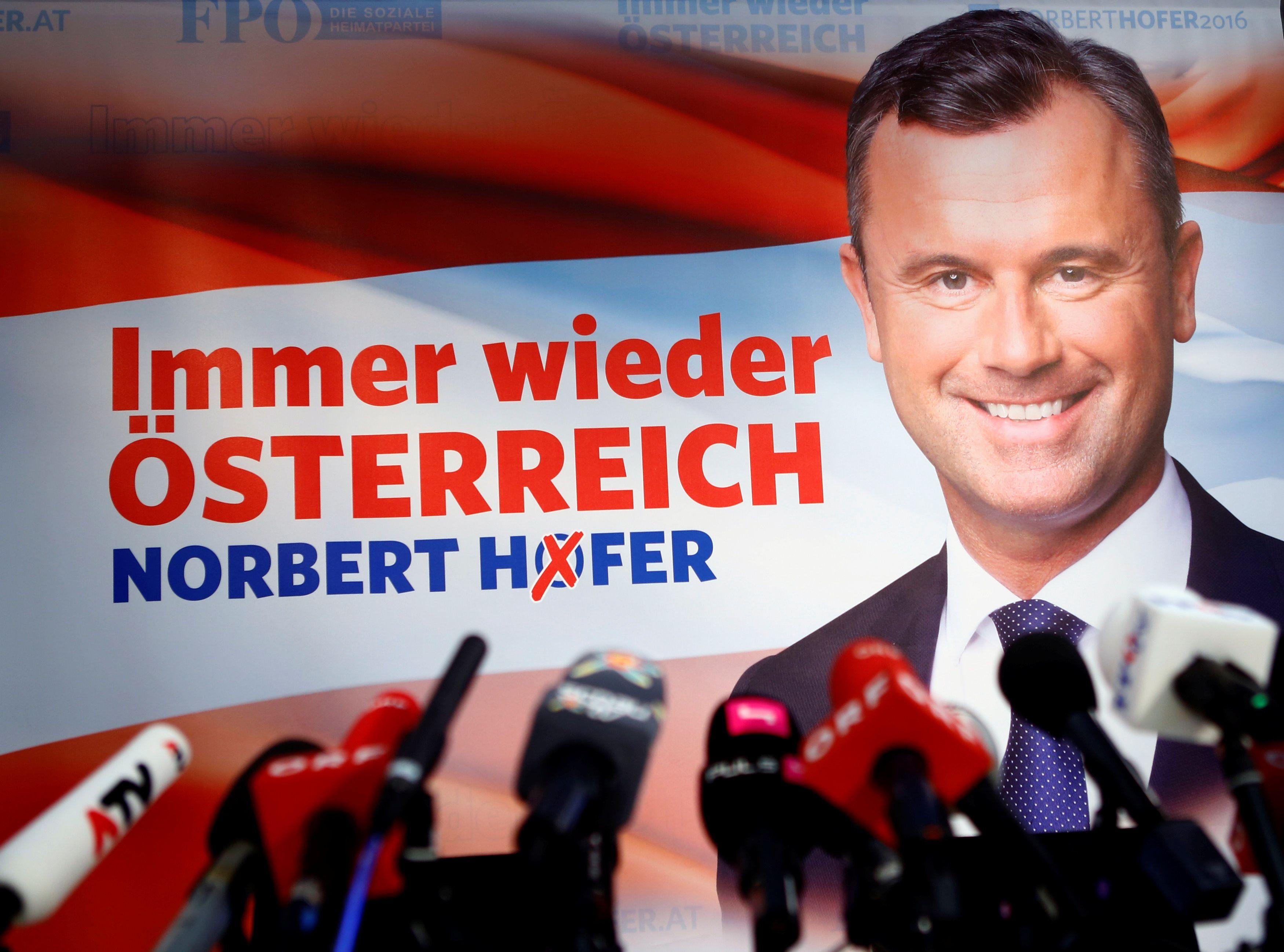 Autriche : une nouvelle élection présidentielle prévue le 2 octobre 2016