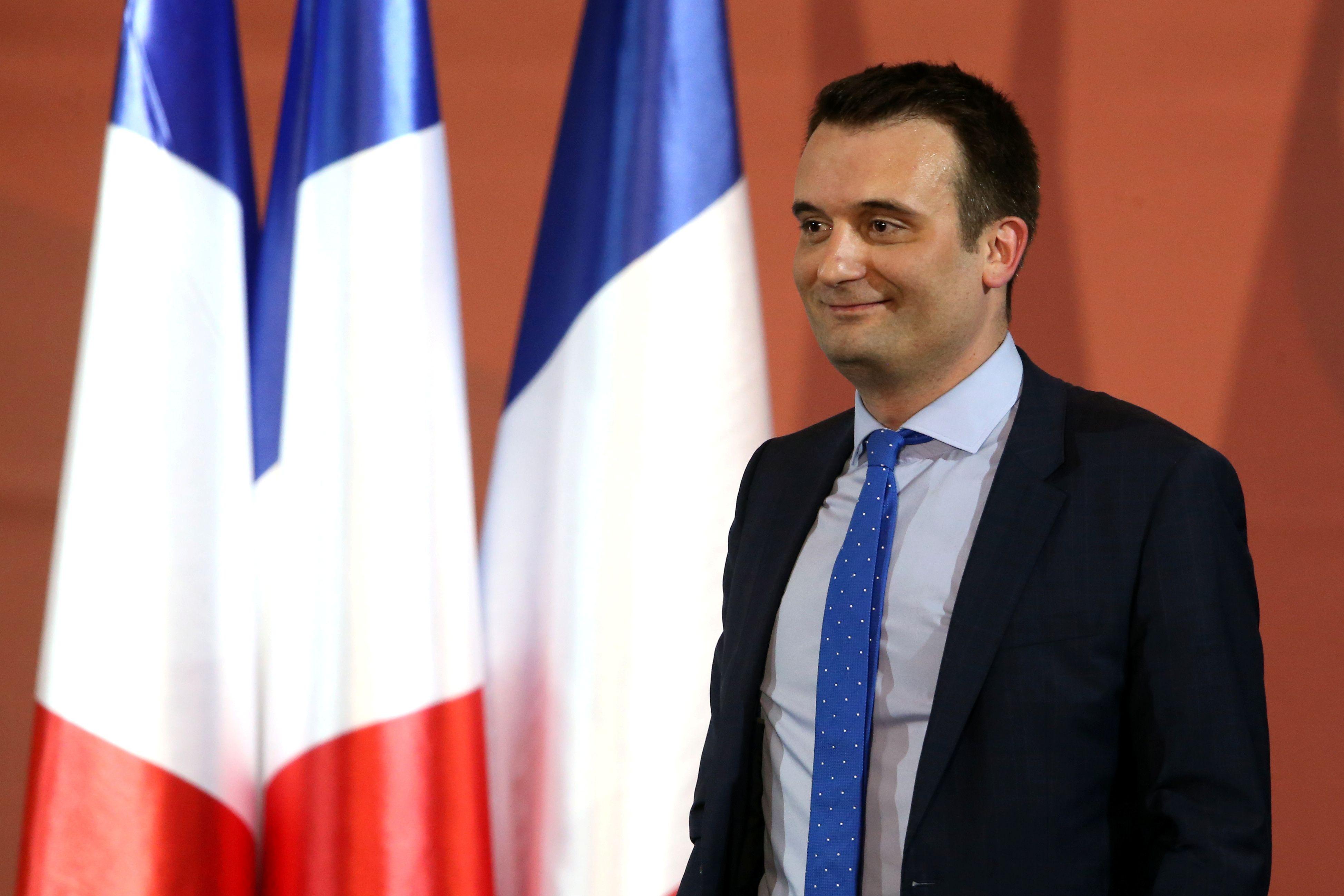 """Florian Philippot va lancer son association nommée """"Les Patriotes"""""""