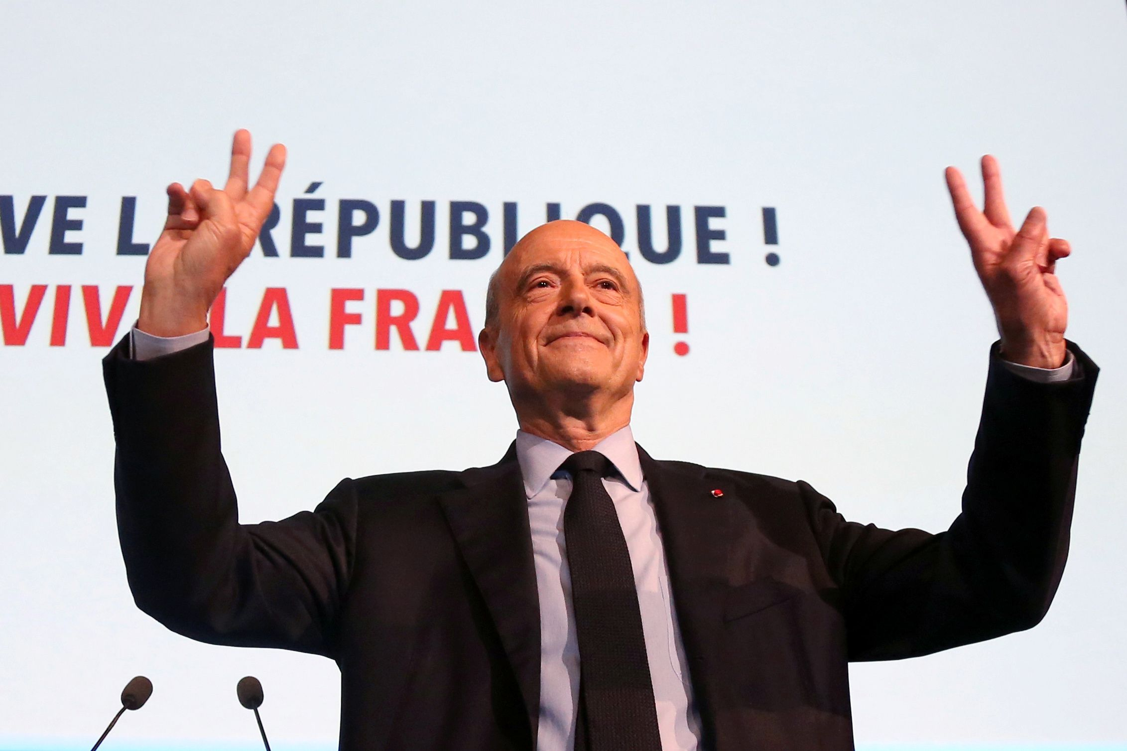 """Alain Juppé : """"Si j'avais des doutes sur ma santé, j'arrêterais"""""""