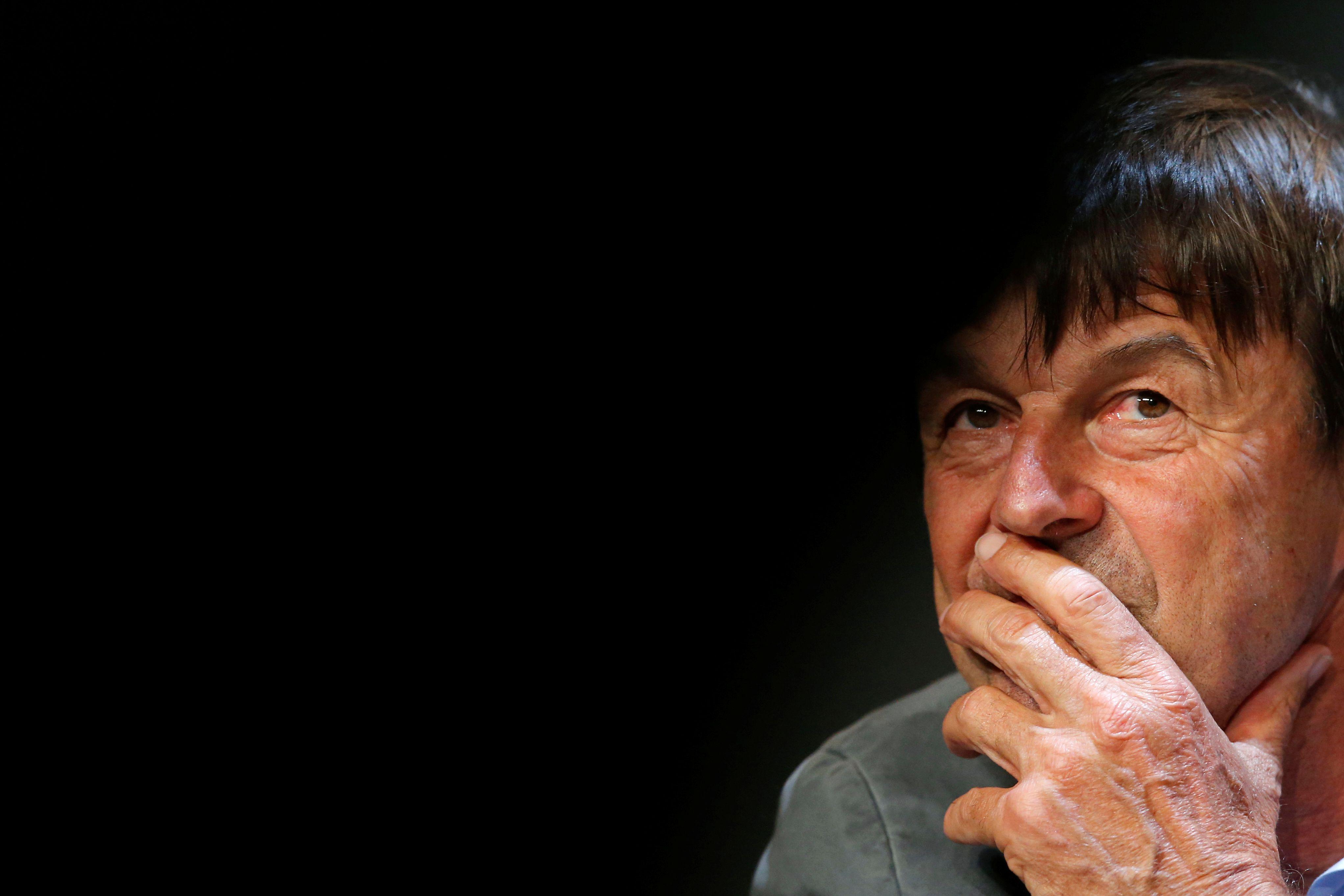 """Nicolas Hulot : """"il faut sortir des joutes permanentes"""""""