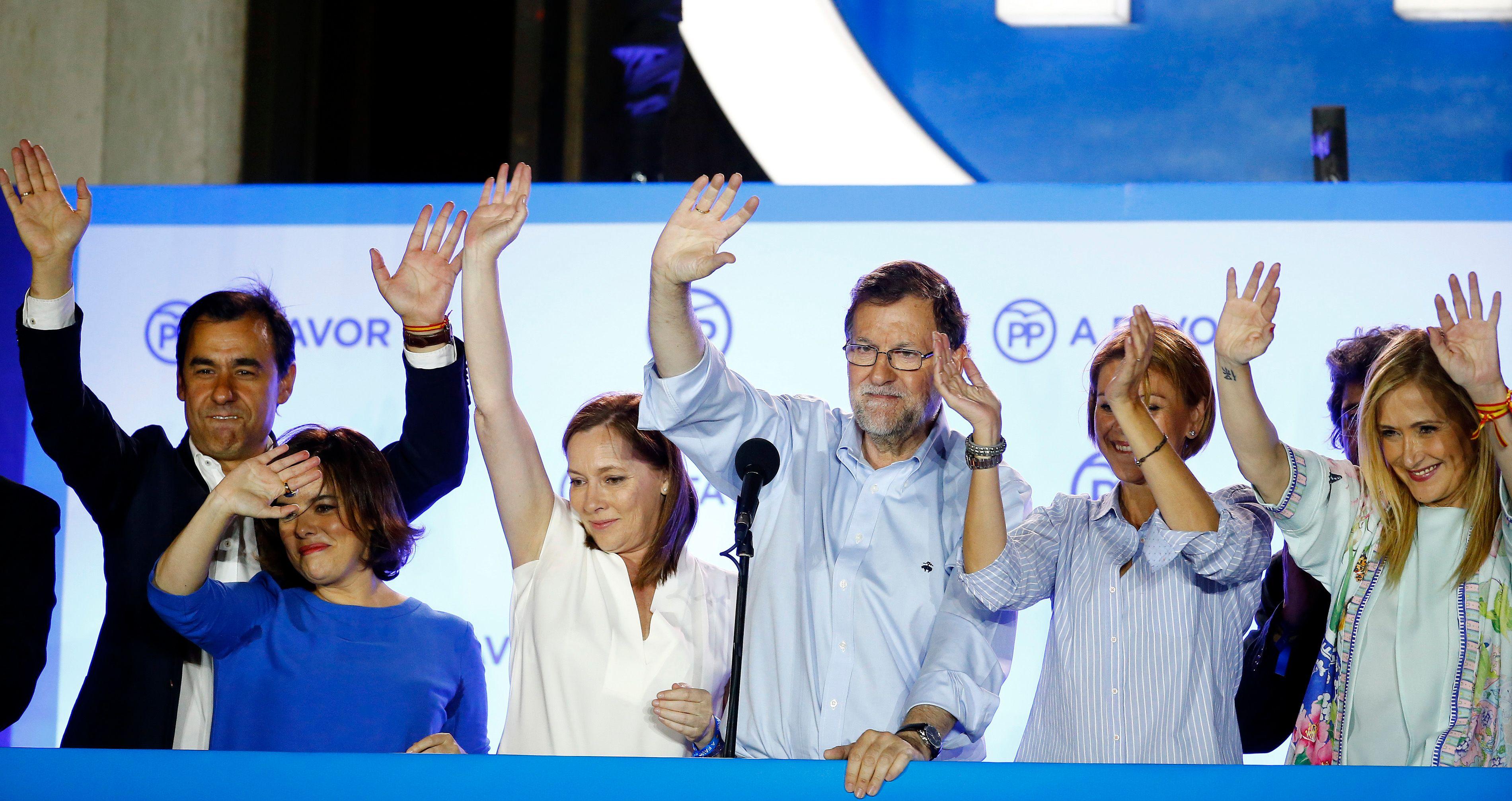 Espagne : Mariano Rajoy retrouve le pouvoir après 10 mois de paralysie