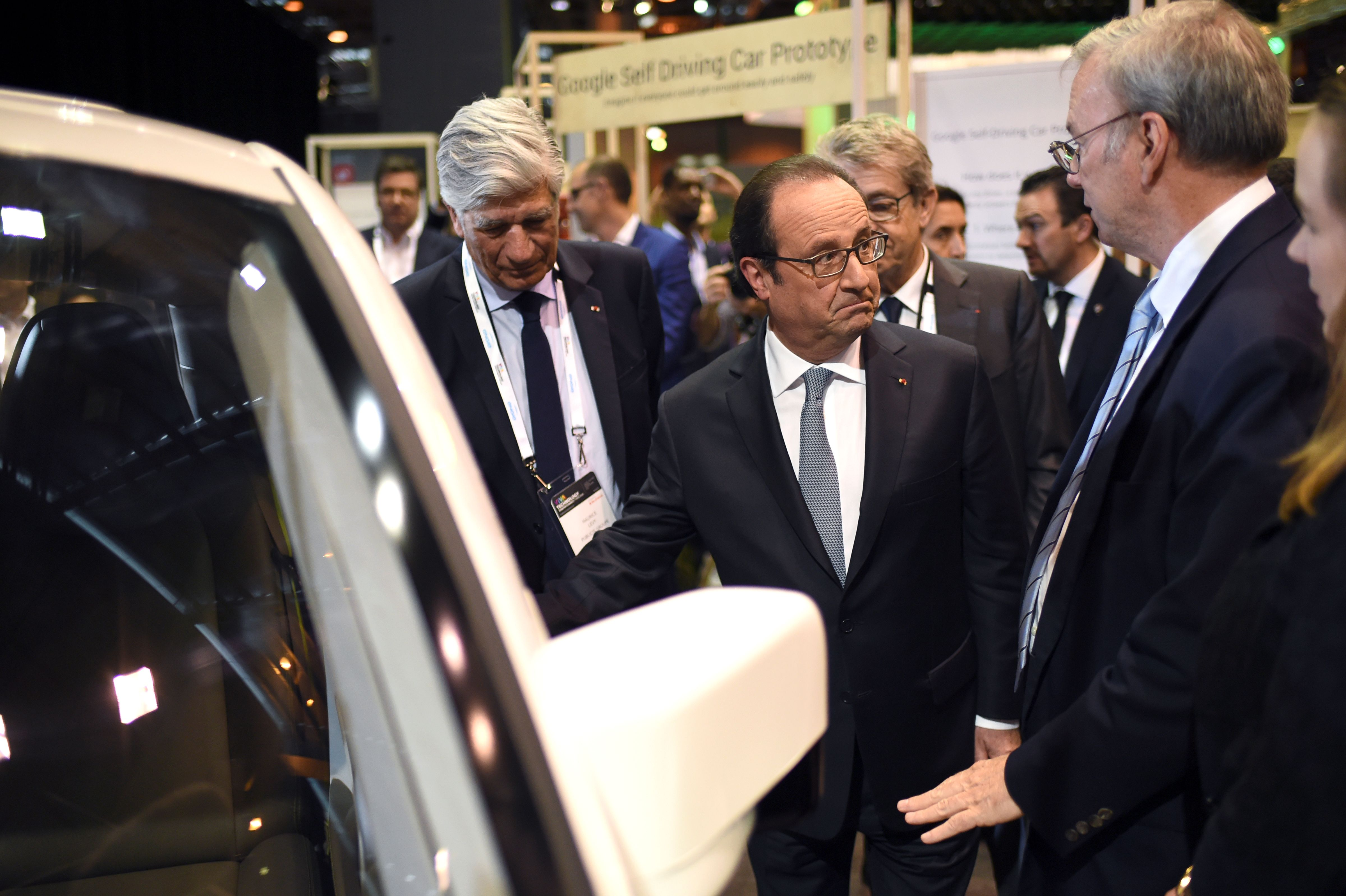 """Pour Jacques Attali, la France doit mieux travailler sur """"l'économie positive"""""""