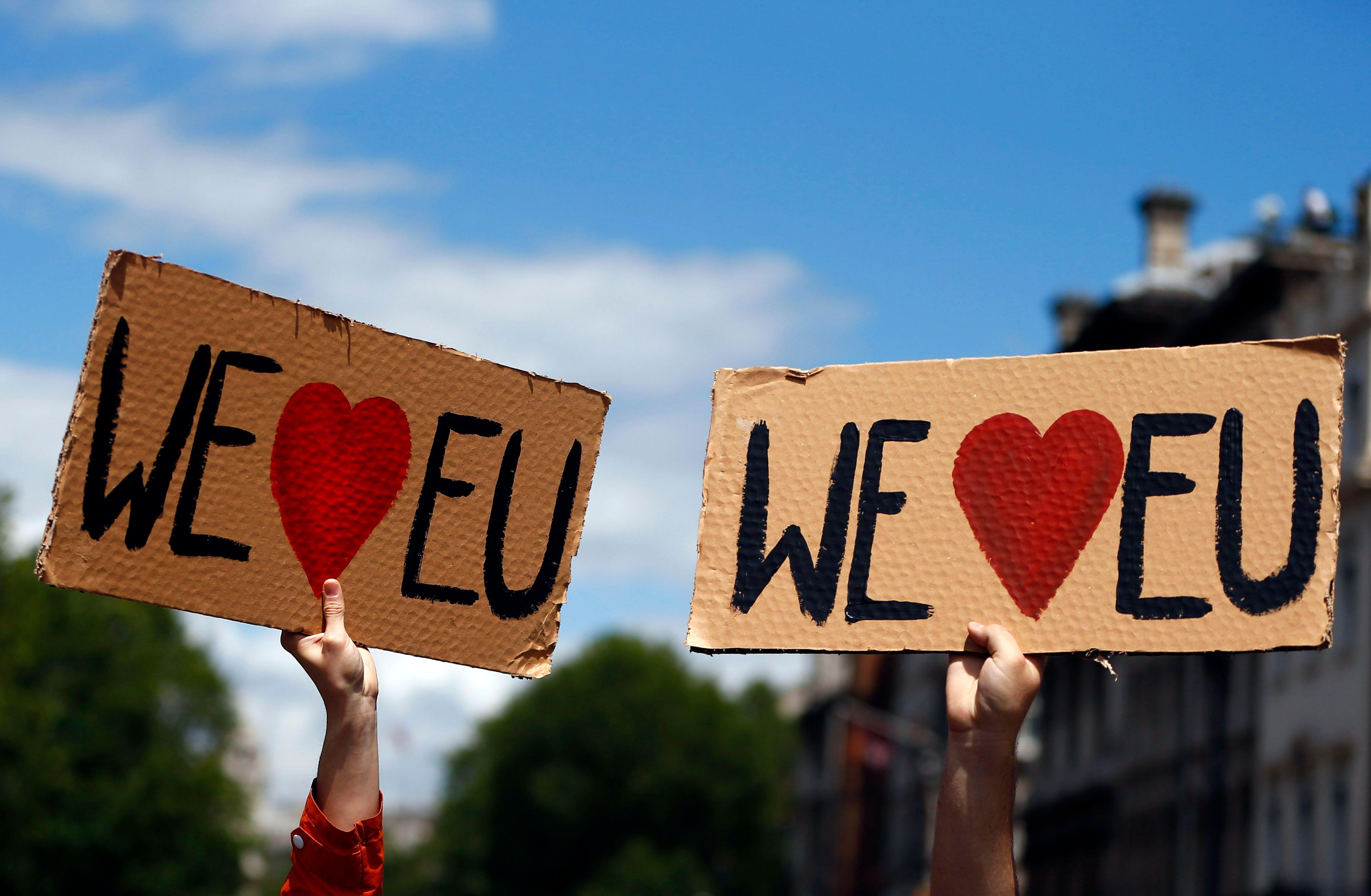 Cette semaine l'Europe joue son destin sur le Brexit