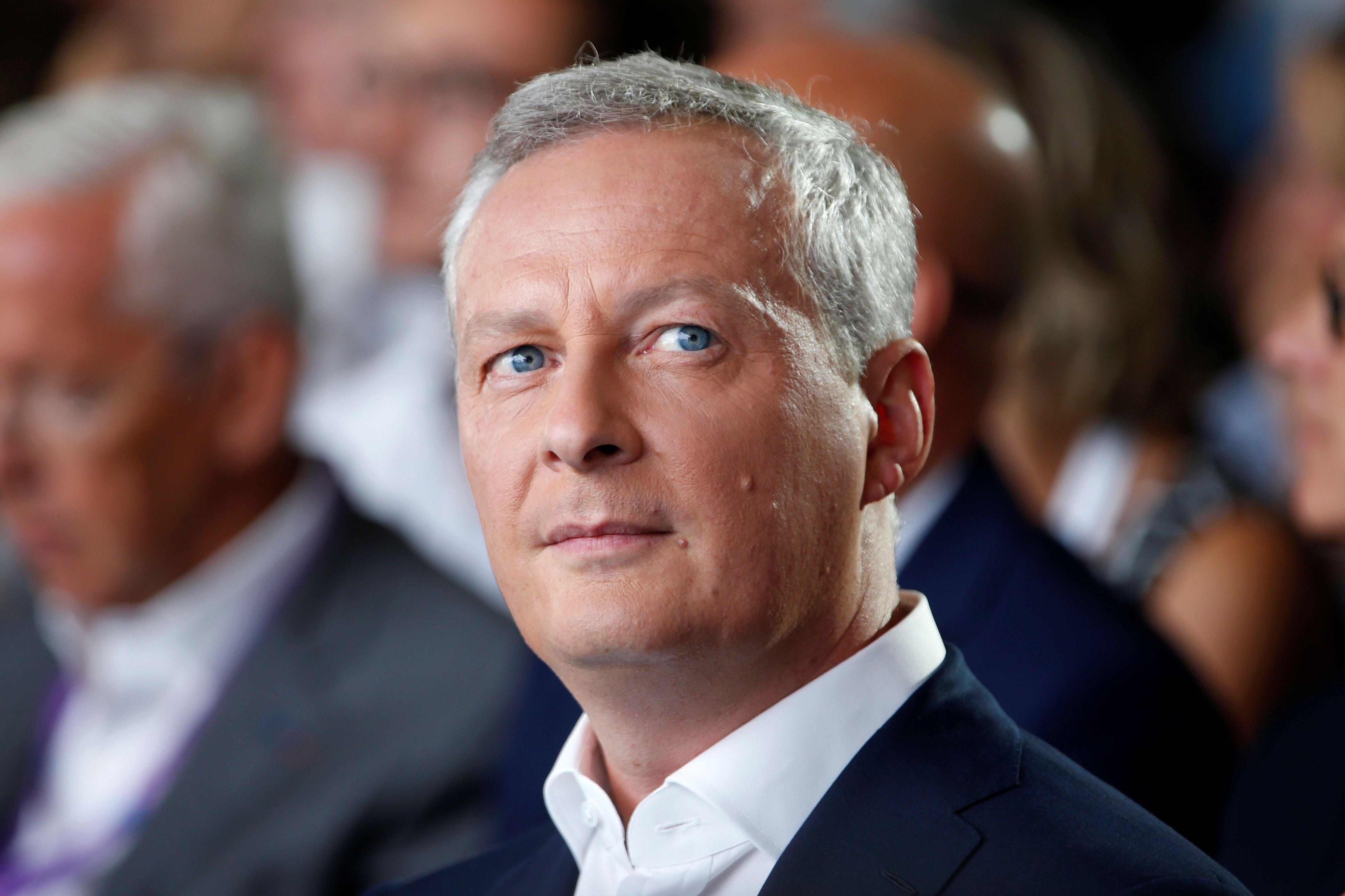 """Bruno Le Maire : """"Je me battrai pour la réélection d'Emmanuel Macron en 2022"""""""