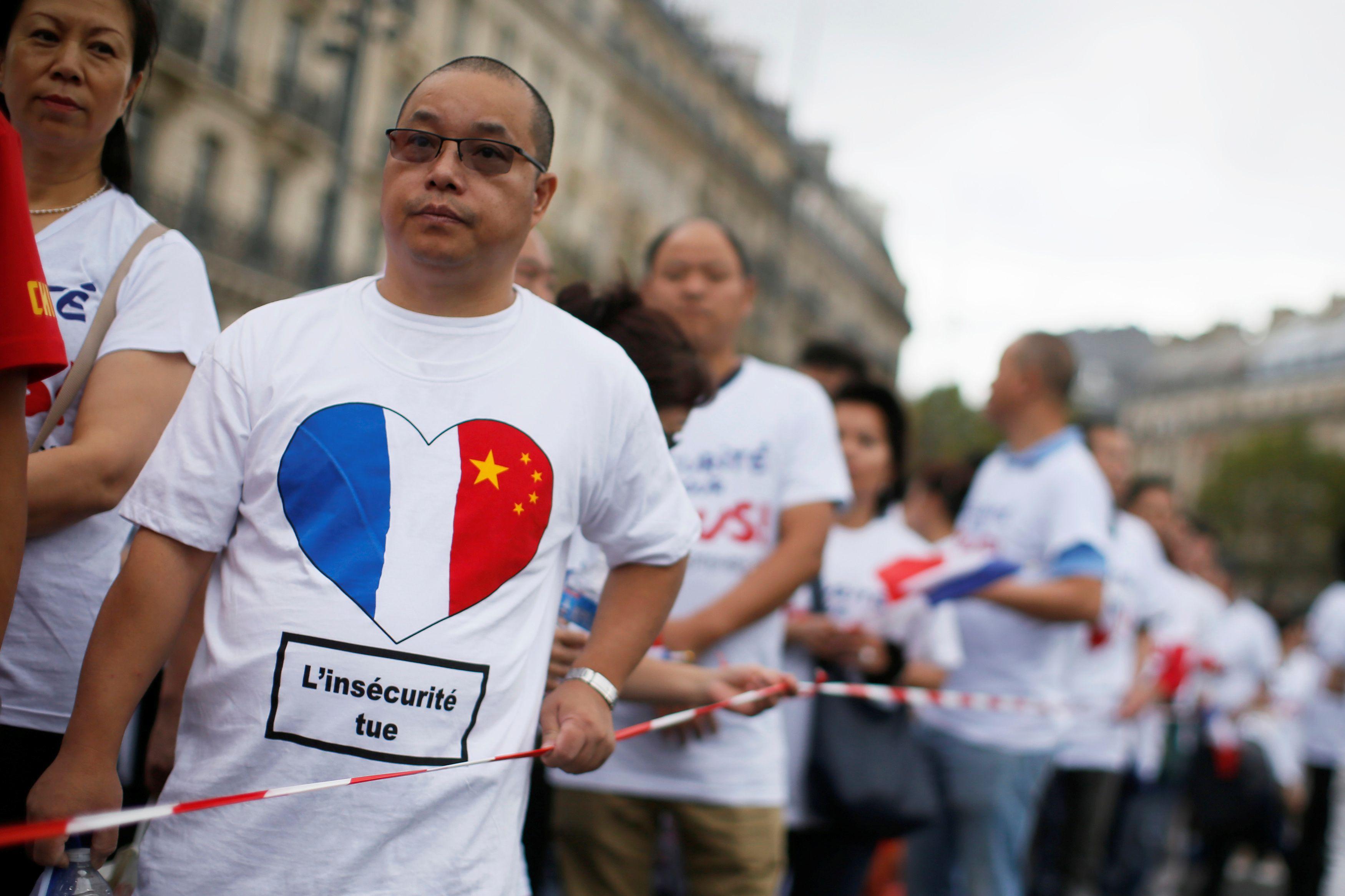 """Violences contre la communauté chinoise : un tribunal retient le caractère """"raciste"""" d'un vol"""