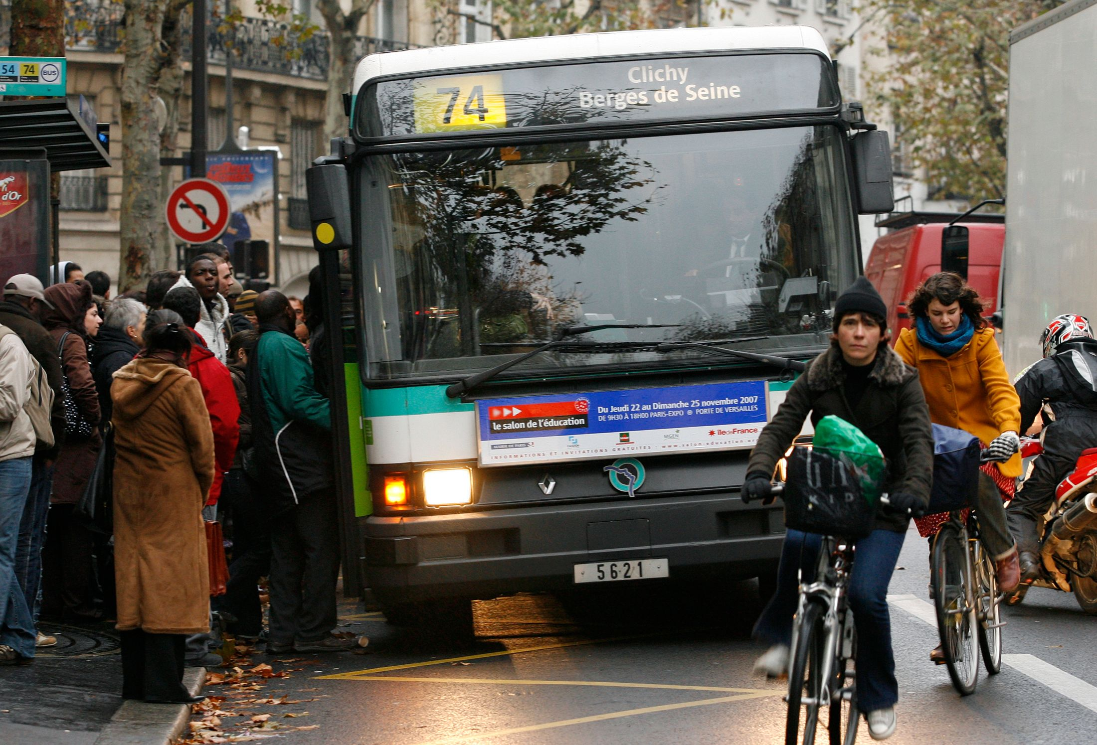 Le bus, cet indicateur de la bonne ou(souvent) mauvaise gestion desmaires