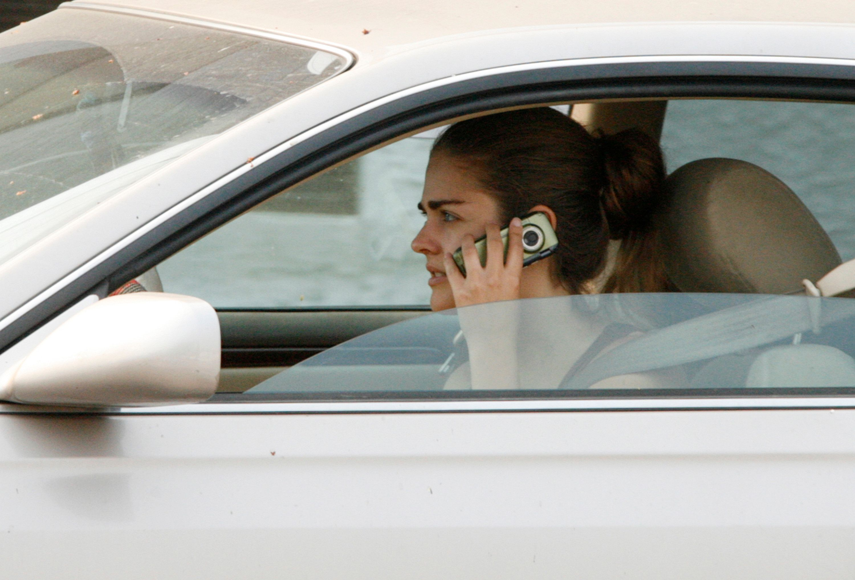 Il pourrait y avoir un lien entre développement d'une tumeur et utilisation du téléphone portable en voiture.