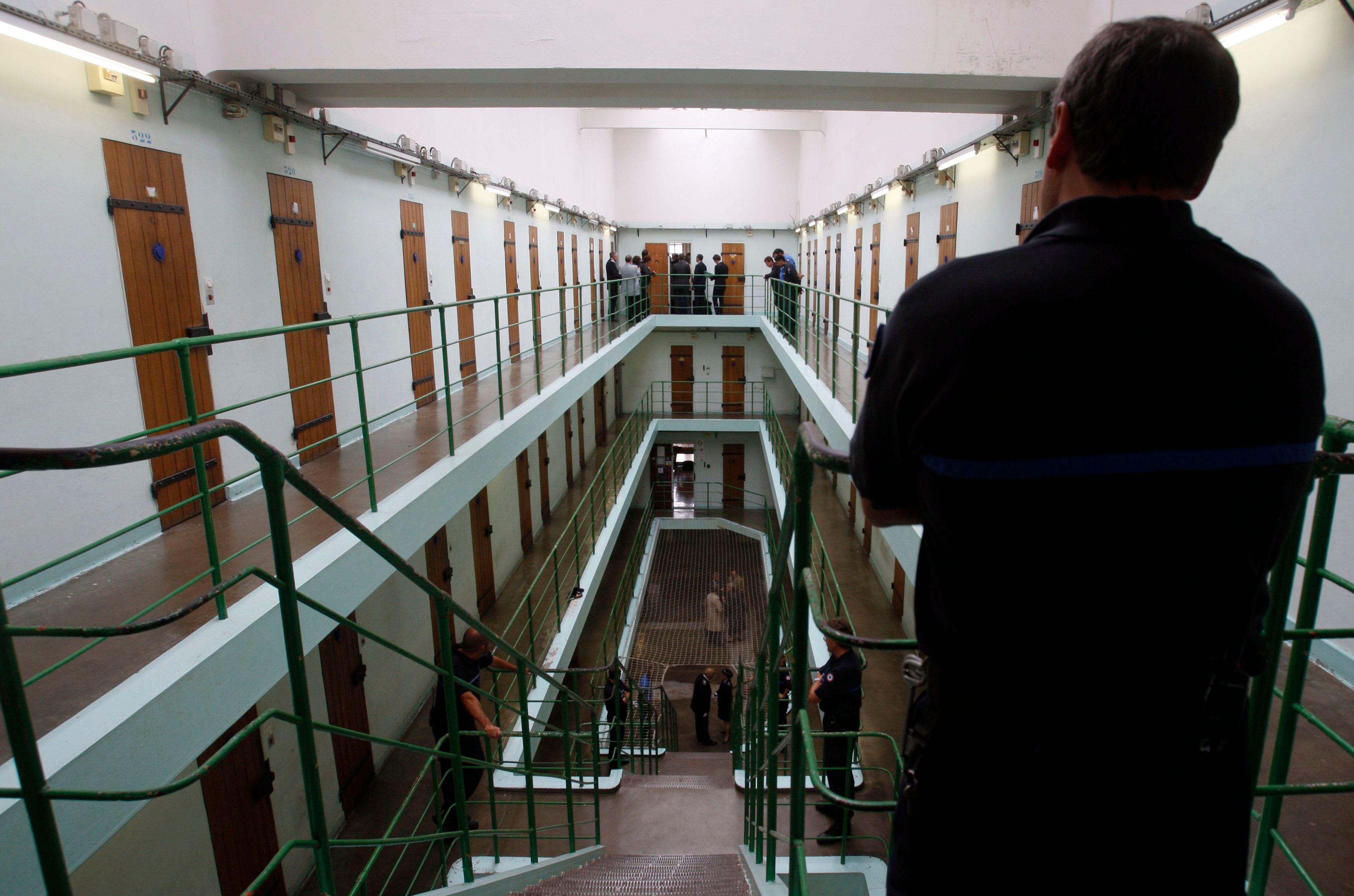 """Ce procédé de regroupement a engendré la grogne des certains prisonniers """"radicaux"""" de l'établissement"""