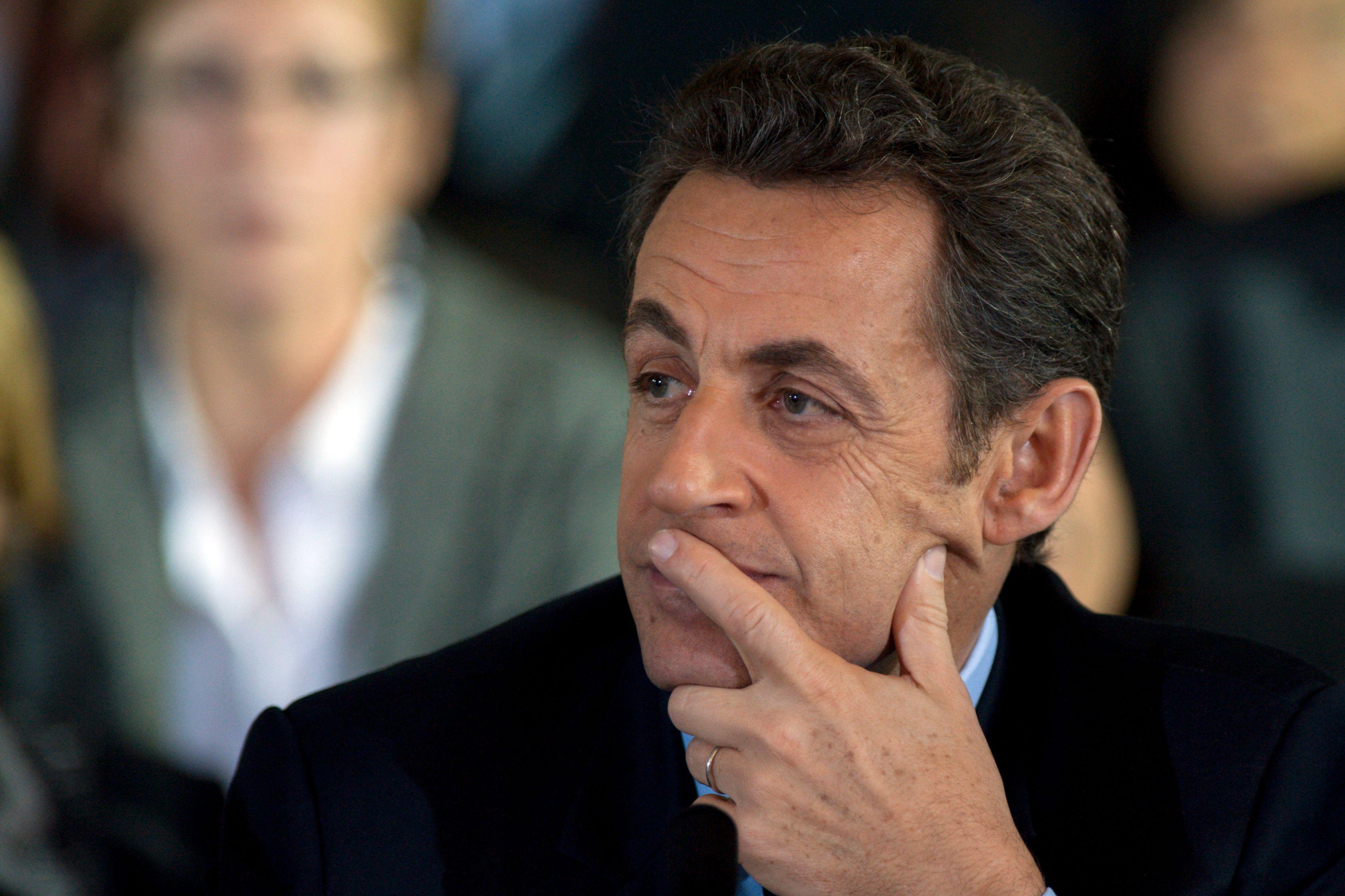 Nicolas Sarkozy entendu par la PJ de Nanterre