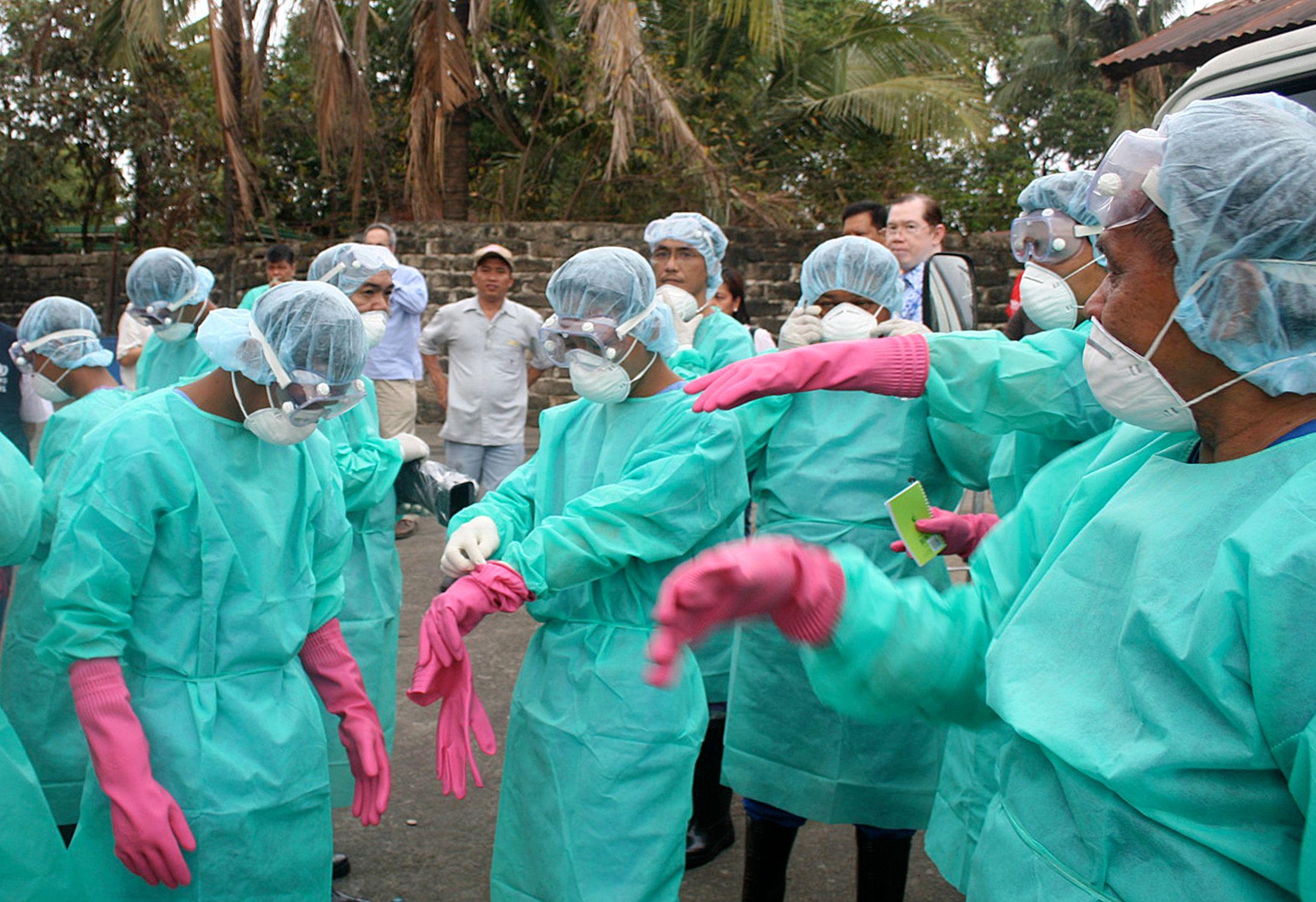 Le risque de propagation du virus hors d'Afrique devient de plus en plus sérieux
