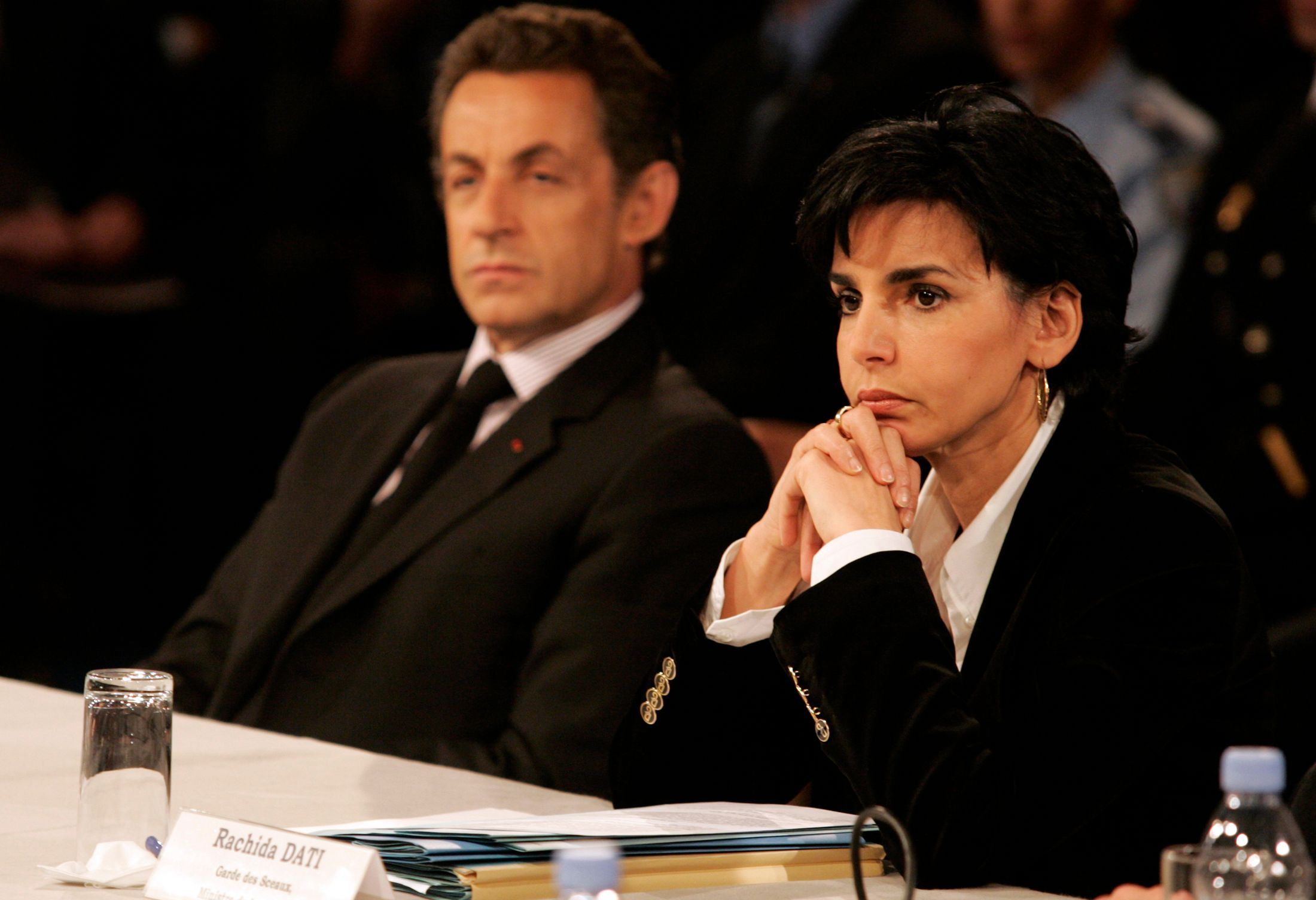 Rachida Dati presse Nicolas Sarkozy à dire s'il revient en politique ou non