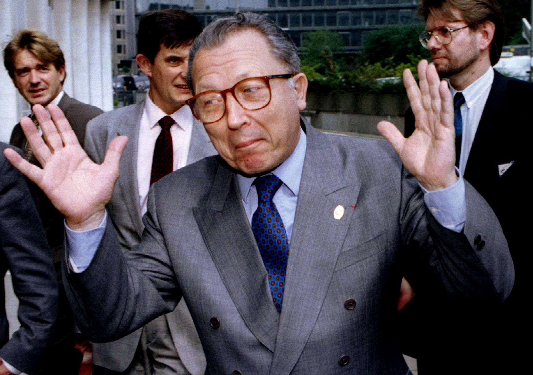 Et si Jacques Delors, leader venu de la social-démocratie, avait une importante part de responsabilité dans la crise que traverse la zone euro ?