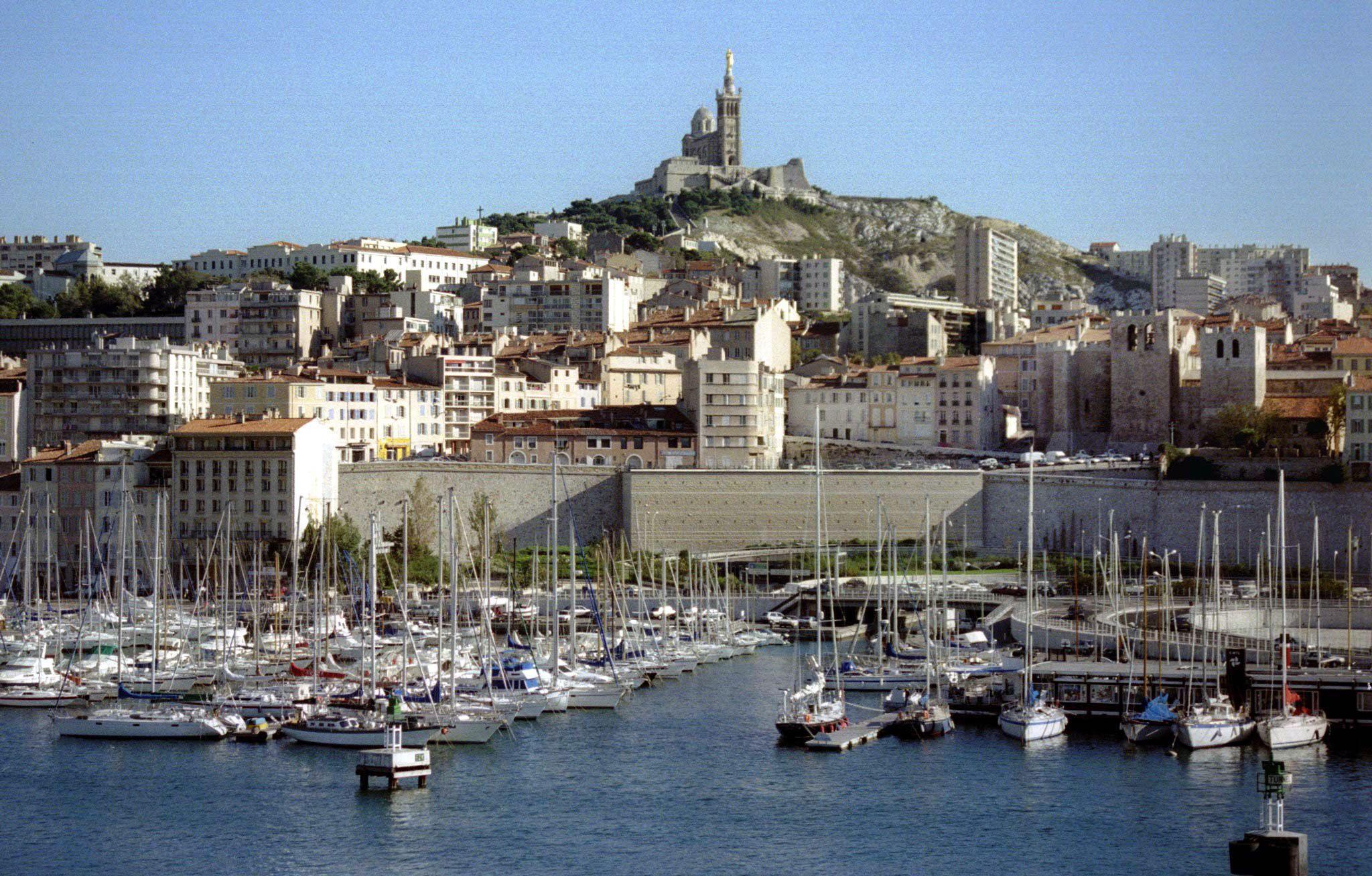 Marseille : deux morts après une nouvelle fusillade près du Vieux-Port