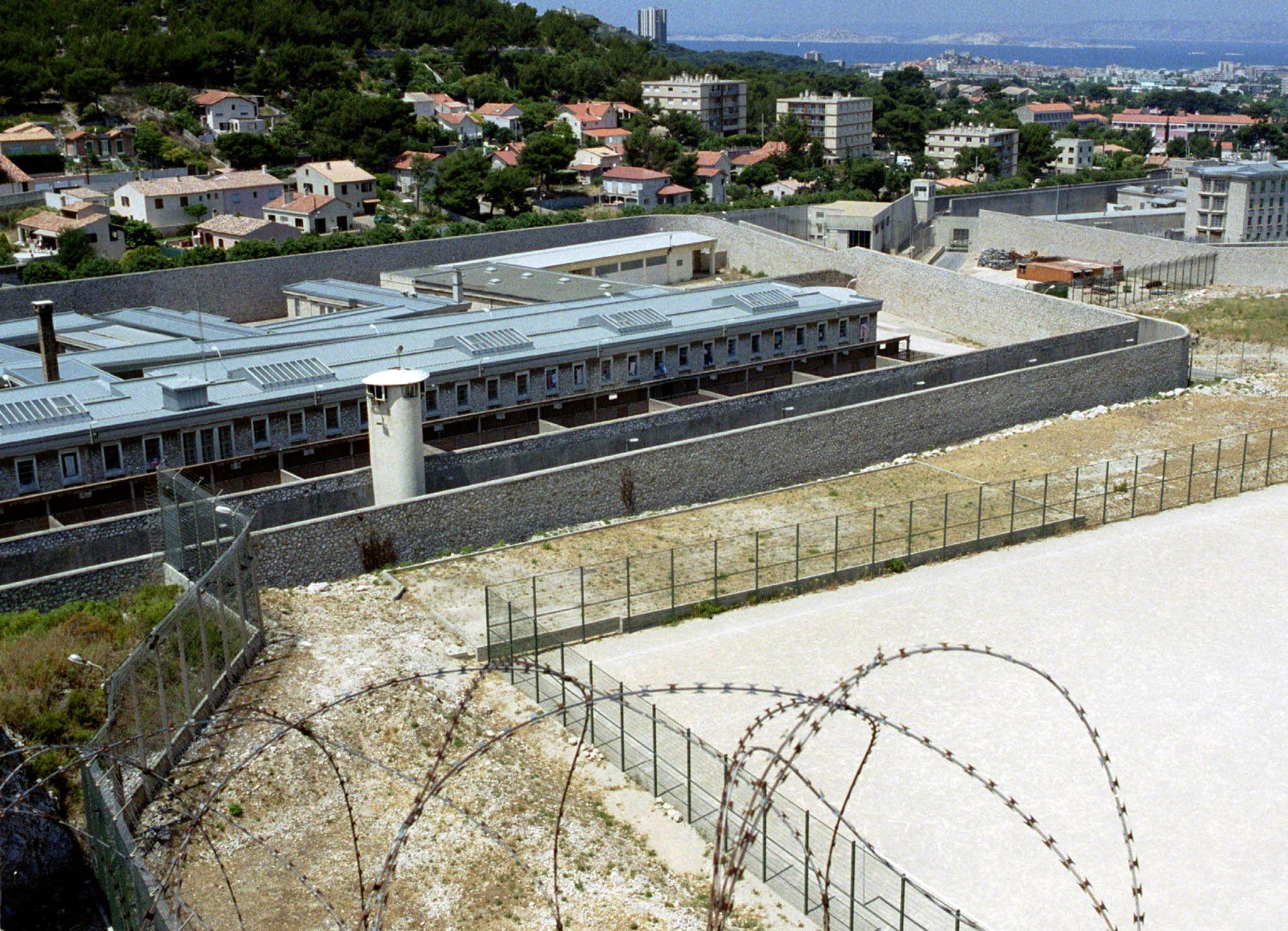 La prison des Baumettes