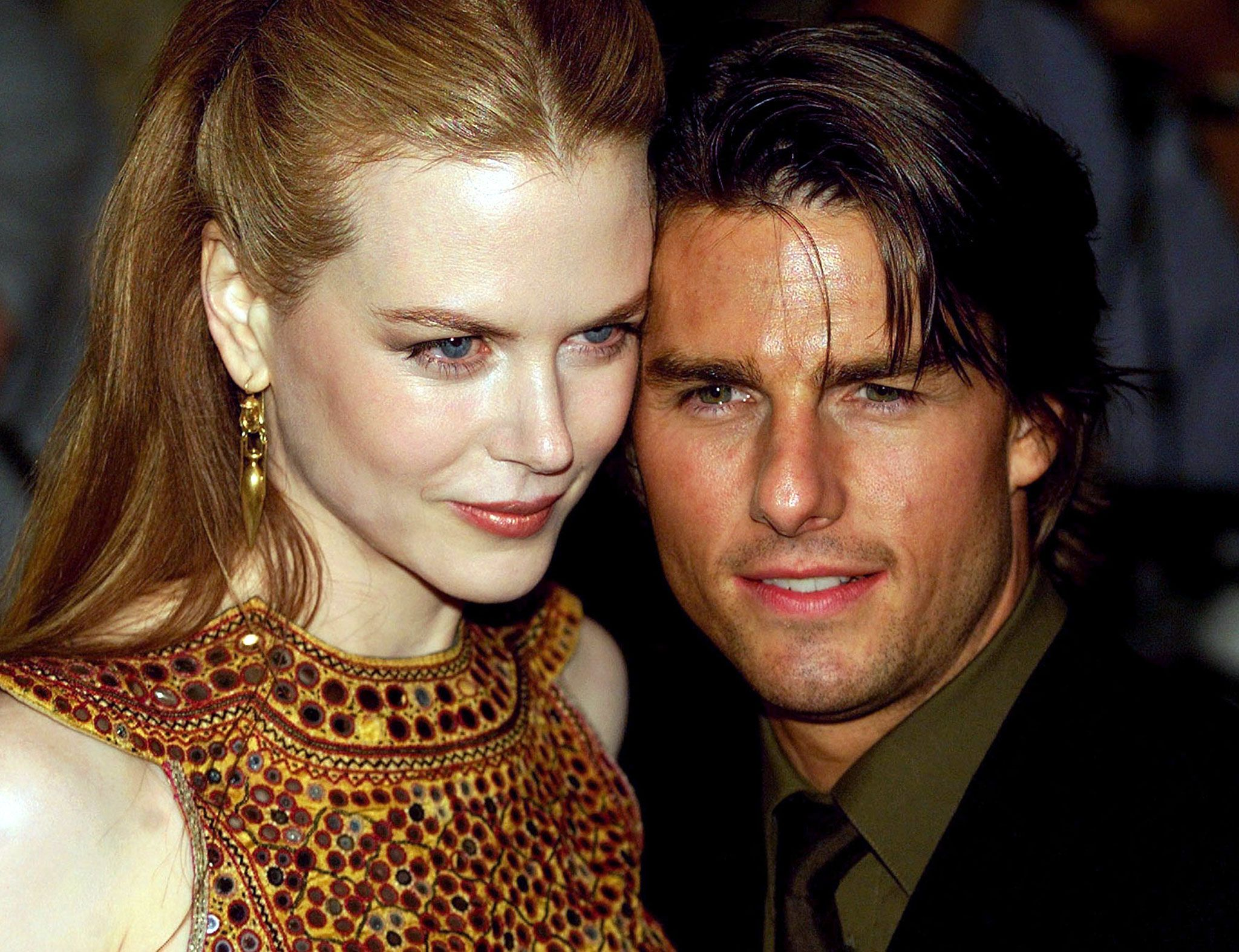 Tom Cruise et Nicole Kidman ont divorcé en 2001.