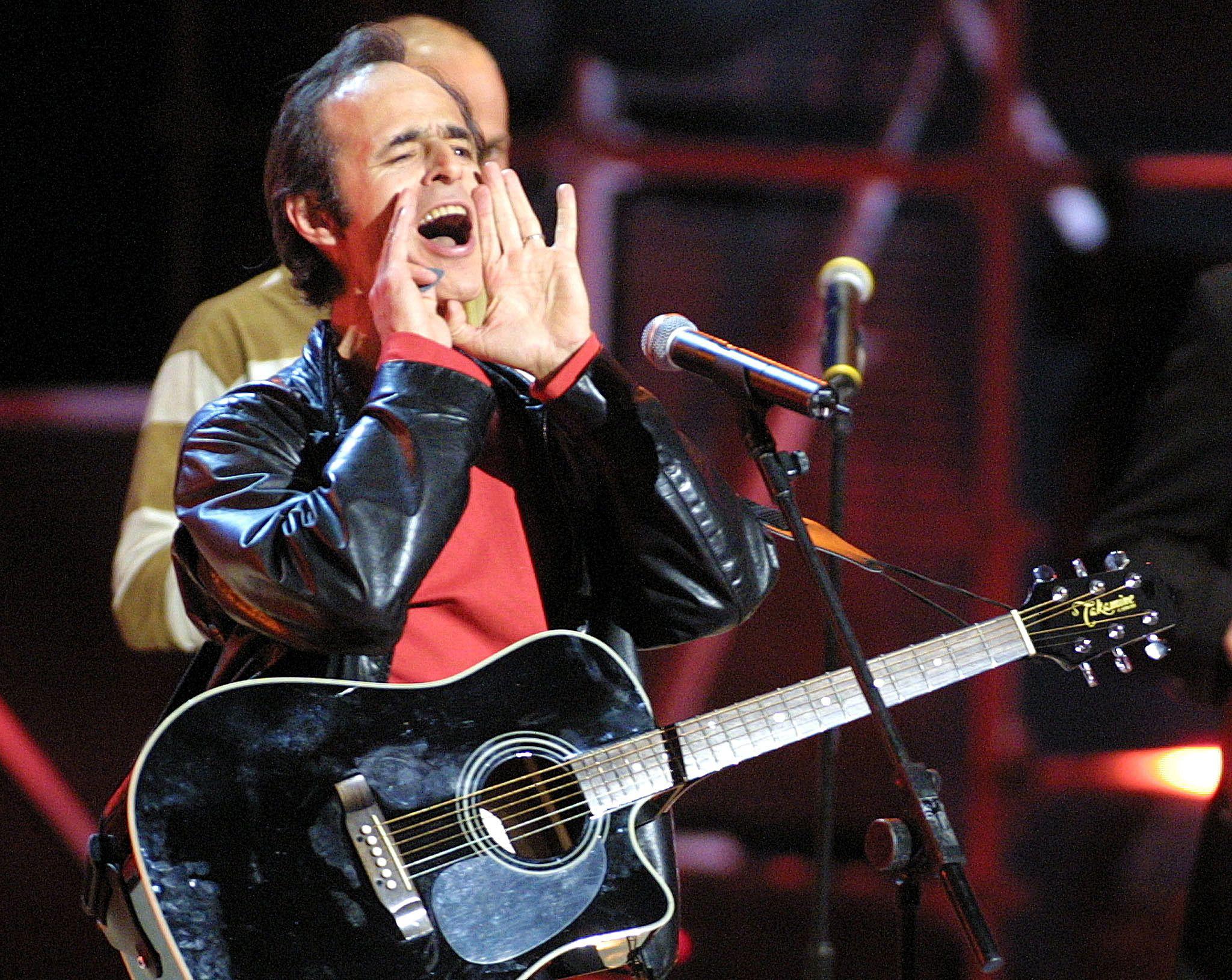 Le chanteur Jean-Jacques Goldman a été désigné personnalité préférée des Français.