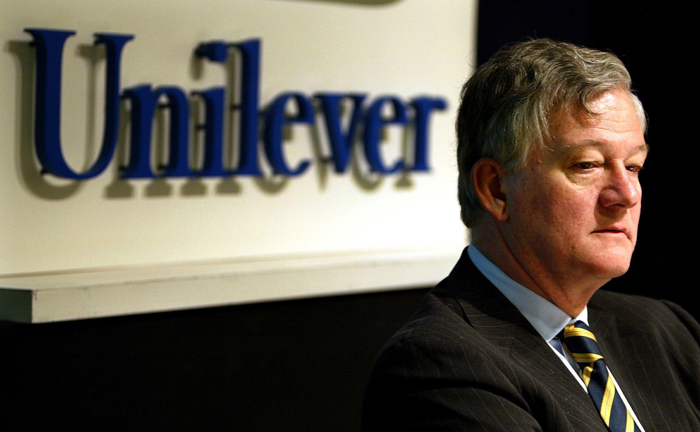 Unilever fait les frais de l'actualité depuis des mois et des mois en France.