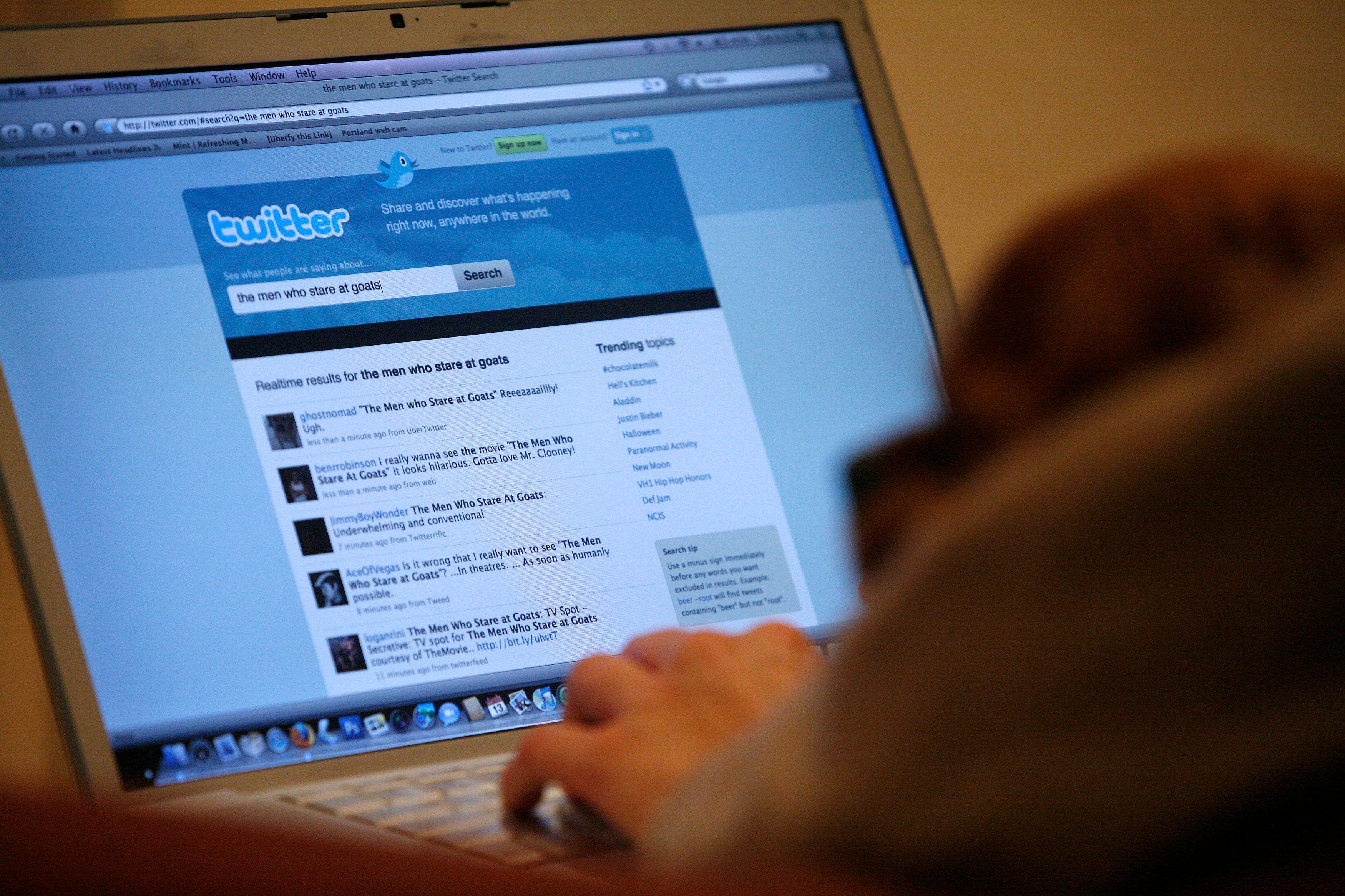 En France, on dénombre 7,3 millions de comptes Twitter.