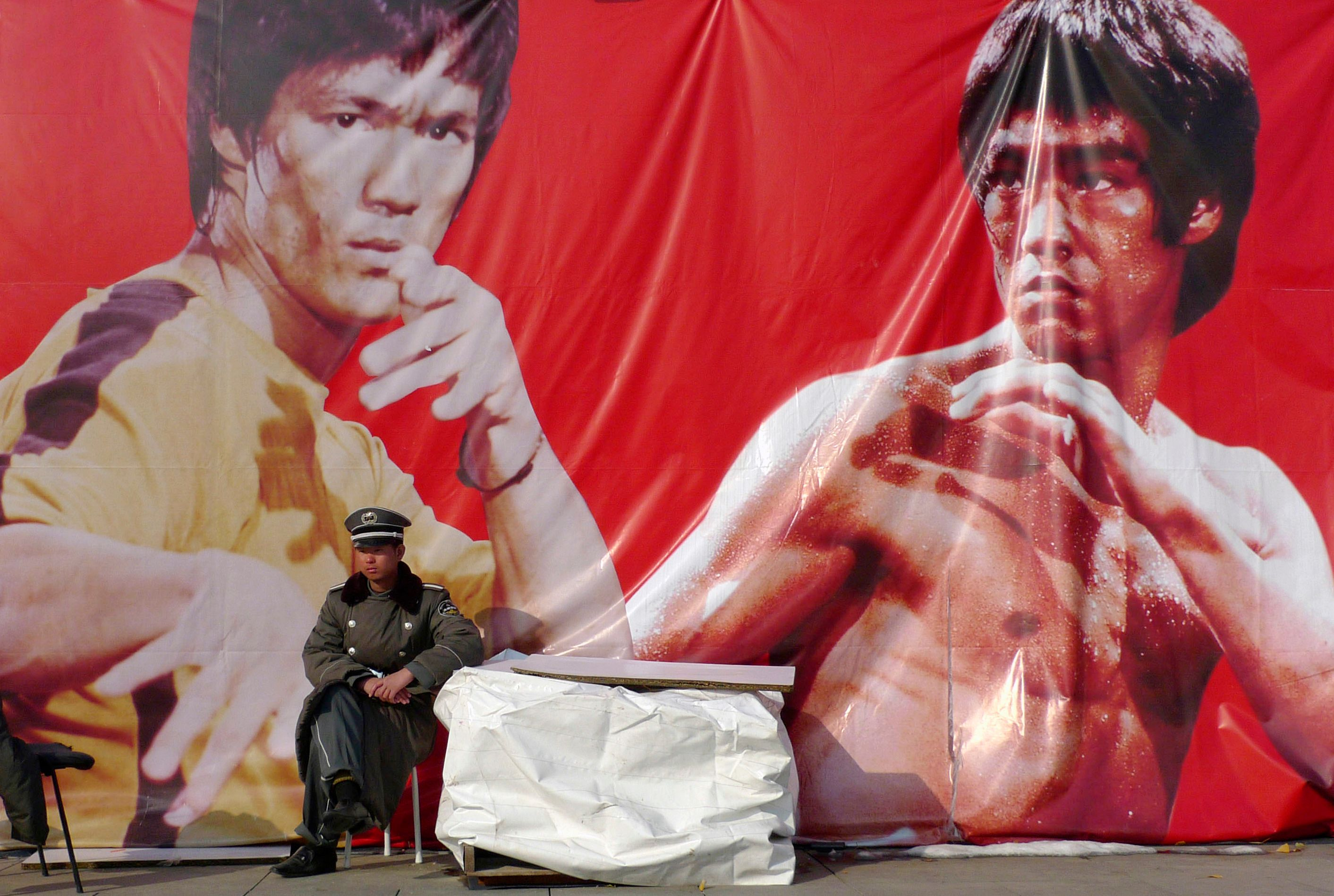 Bruce Lee, ses secrets sur le grill