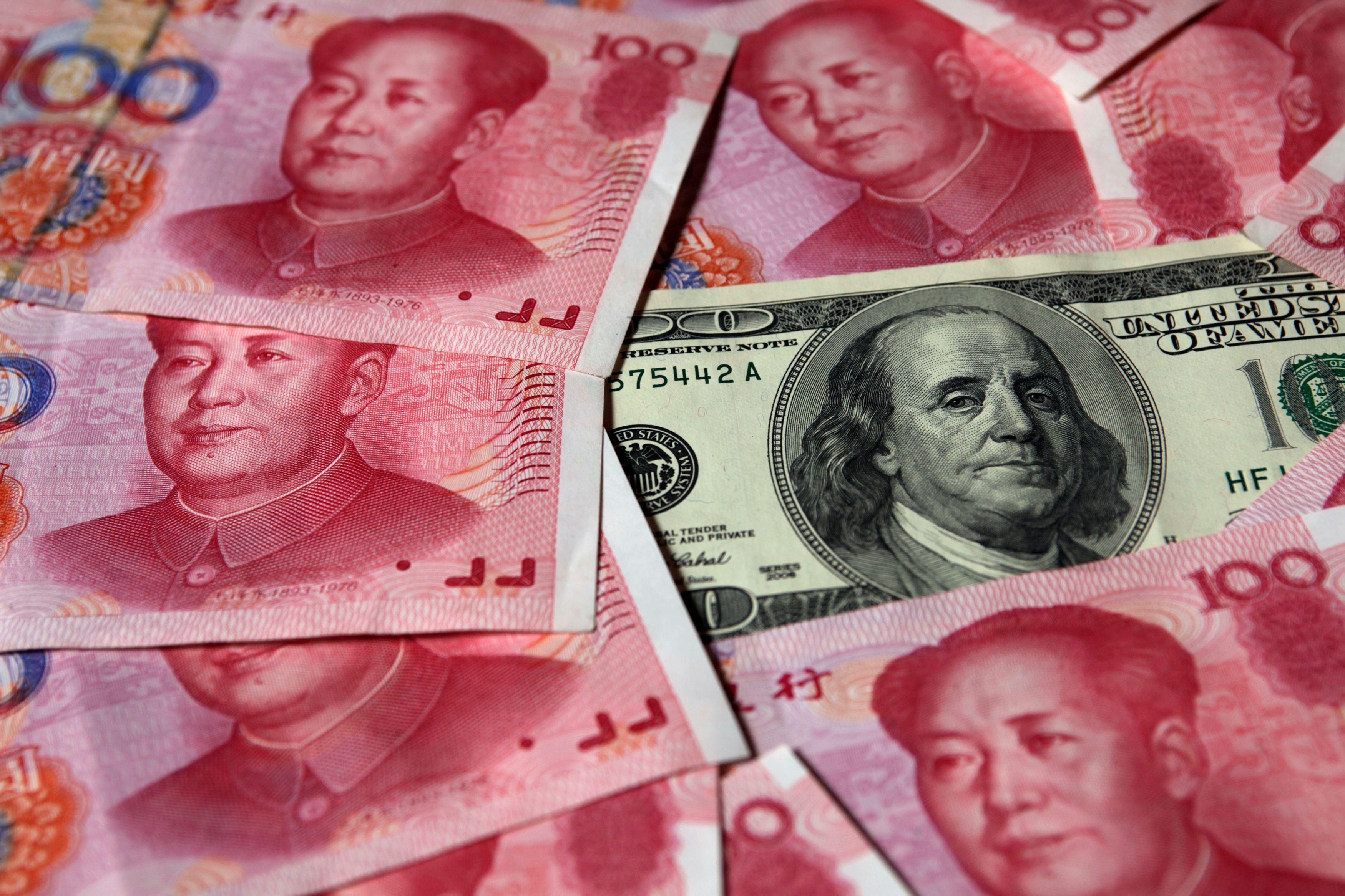 Faim chinoise d'or, fin du dollar américain ?
