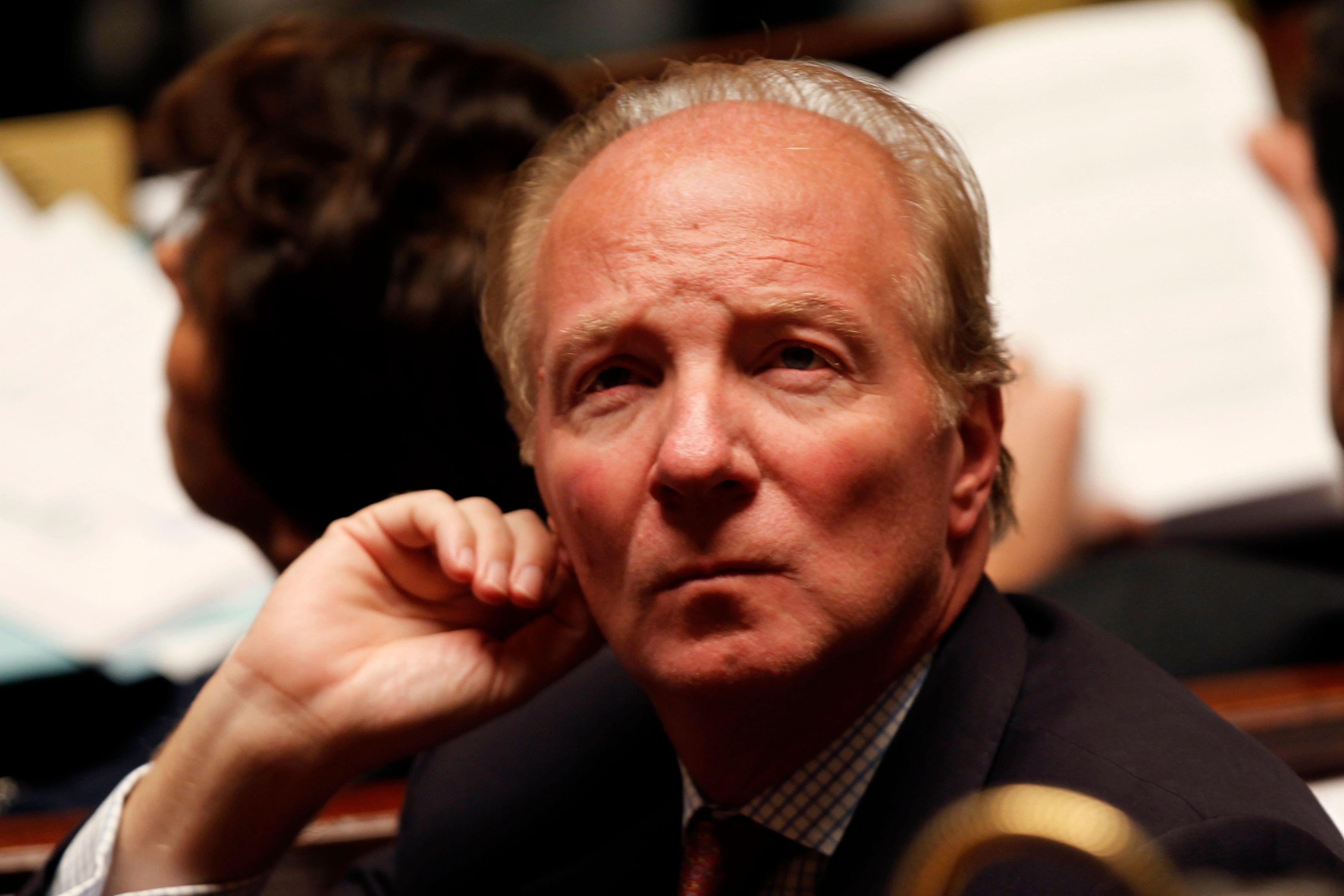 Brice Hortefeux critique la méthode Valls