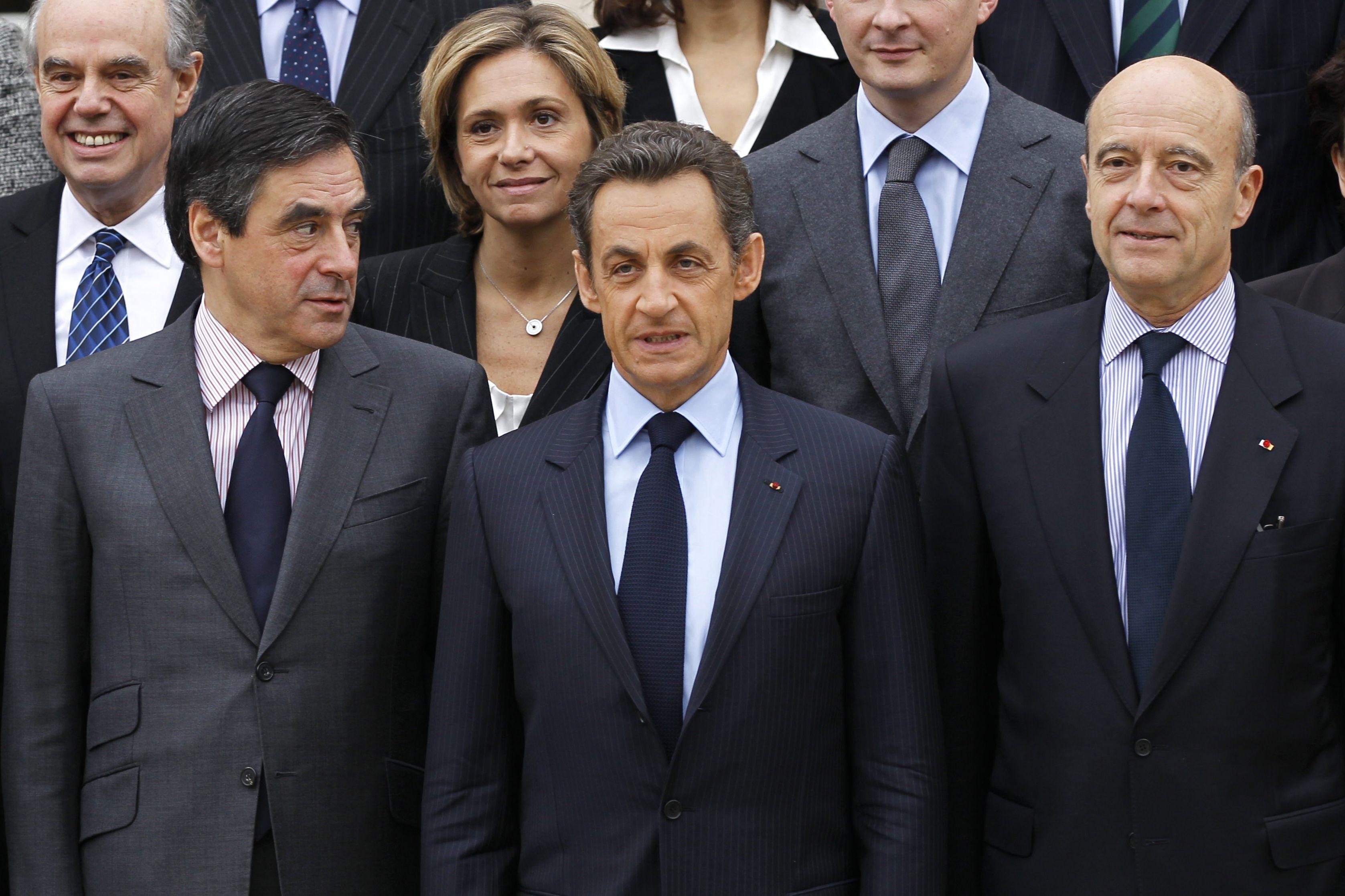 Nicolas Sarkozy redevient le chef de l'UMP