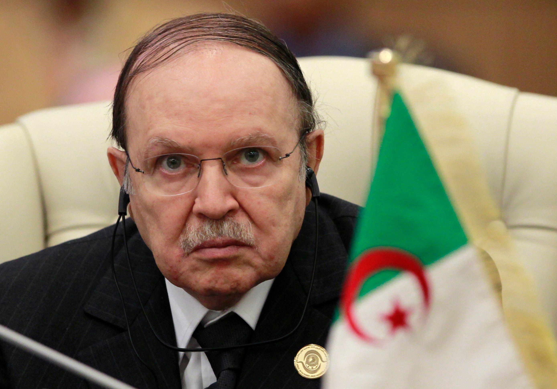 """Algérie : Abdelaziz Bouteflika en Suisse pour un """"contrôle médical"""""""