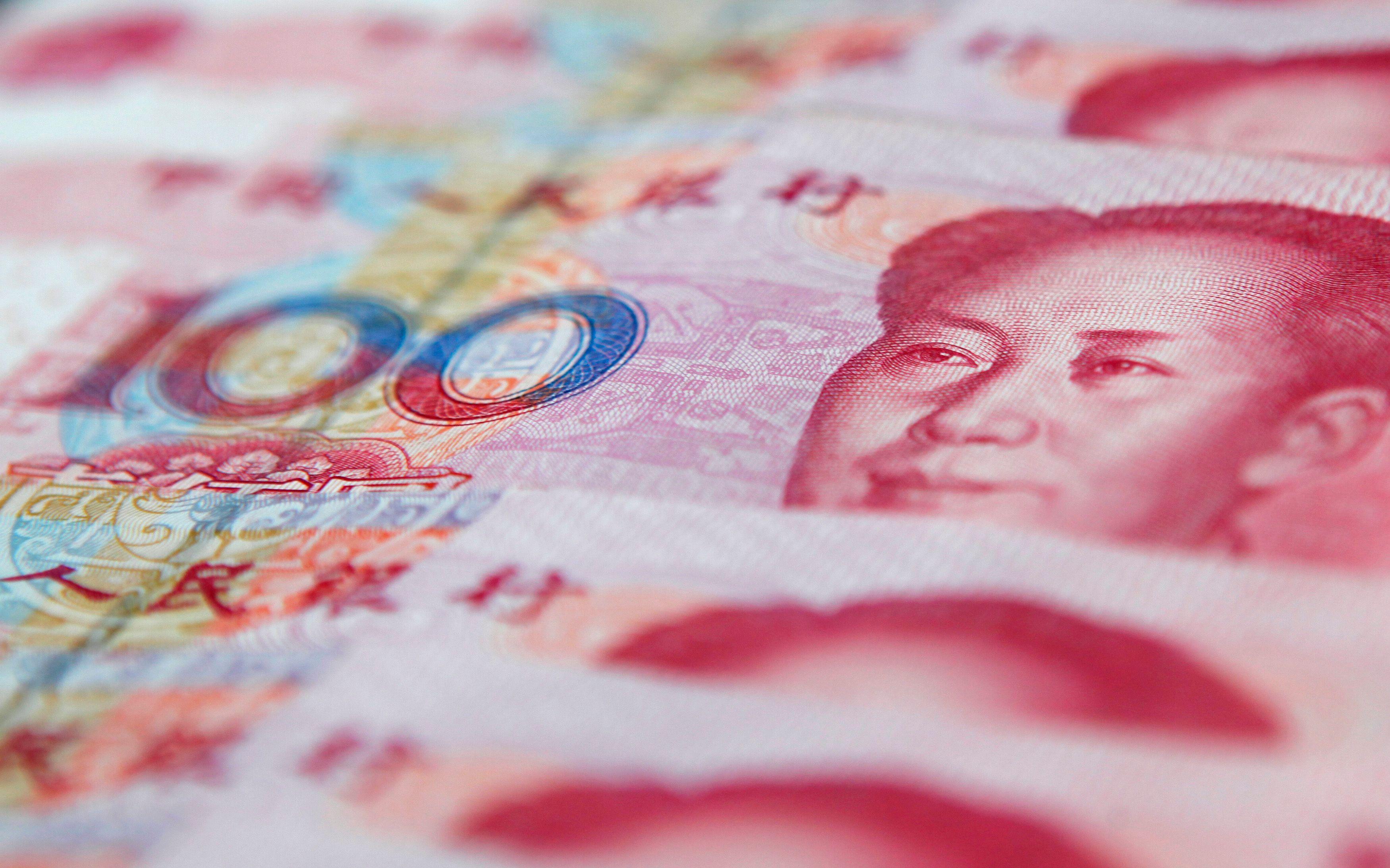 Entre 2010 et 2013, la valeur de Yuans échangés à l'international a triplé.