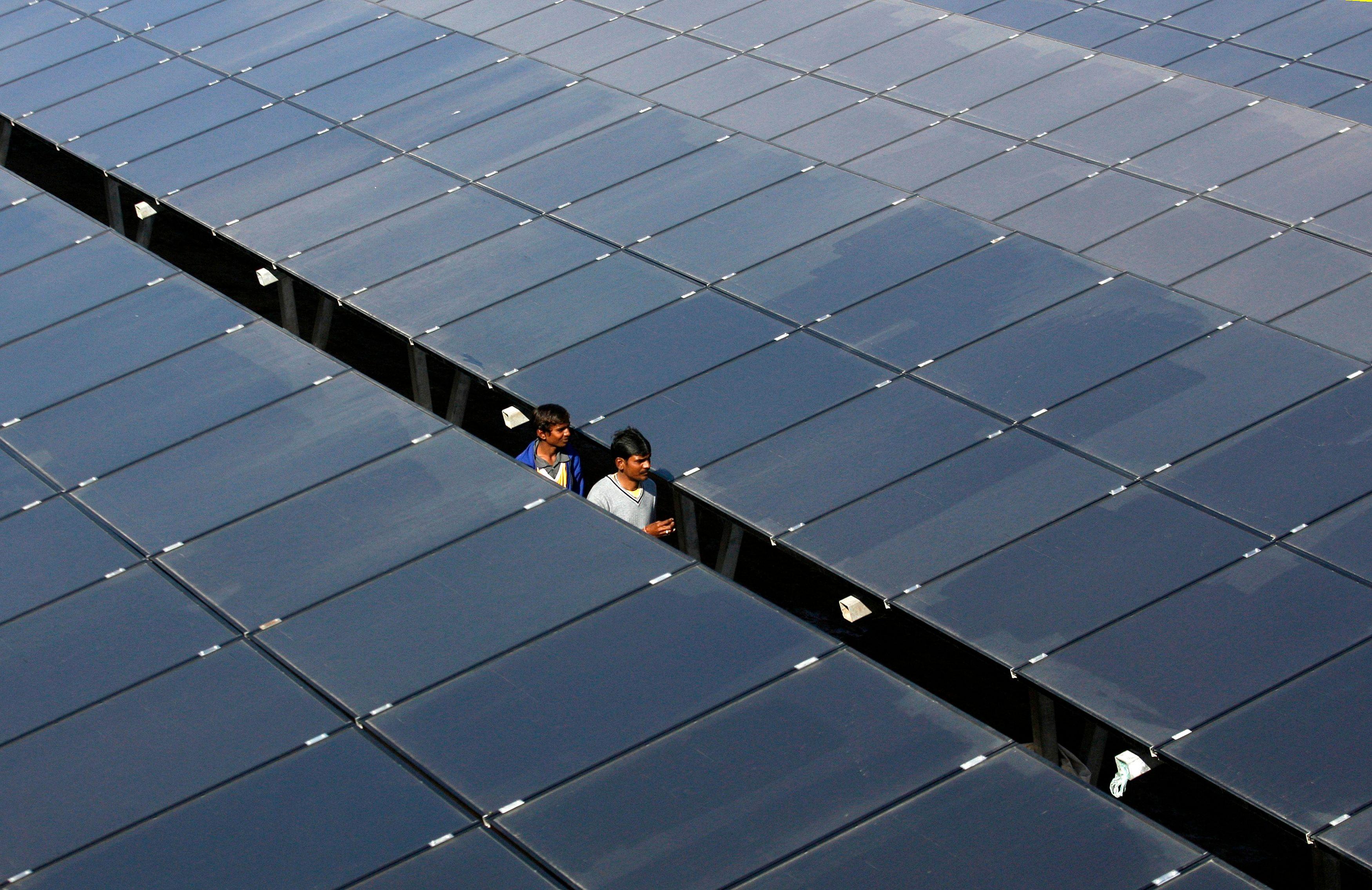 En 2025, l'énergie photovoltaïque sera la plus grande ressource de la planète